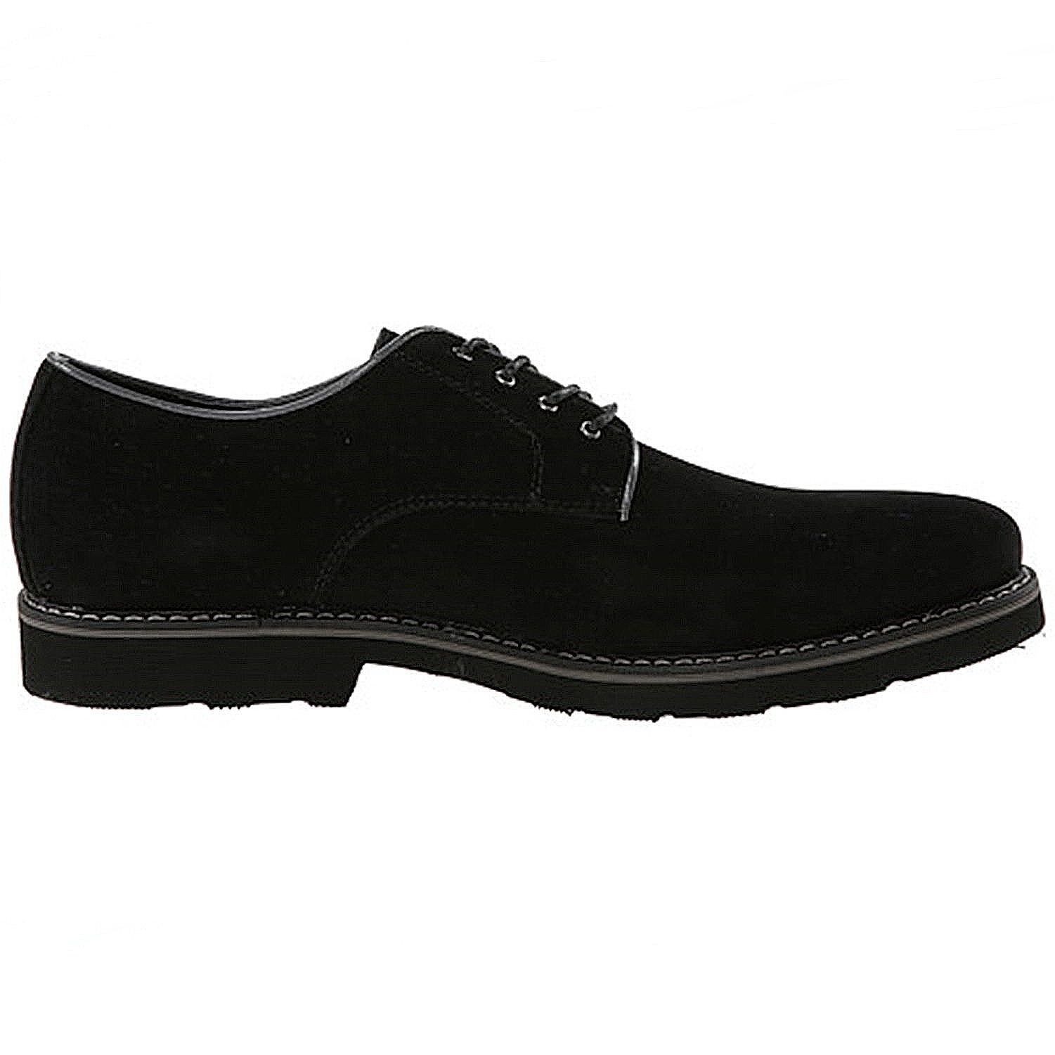 GBX Mens Classic Oxfords Lace Up Velvet Shoes Casual Comfort ...