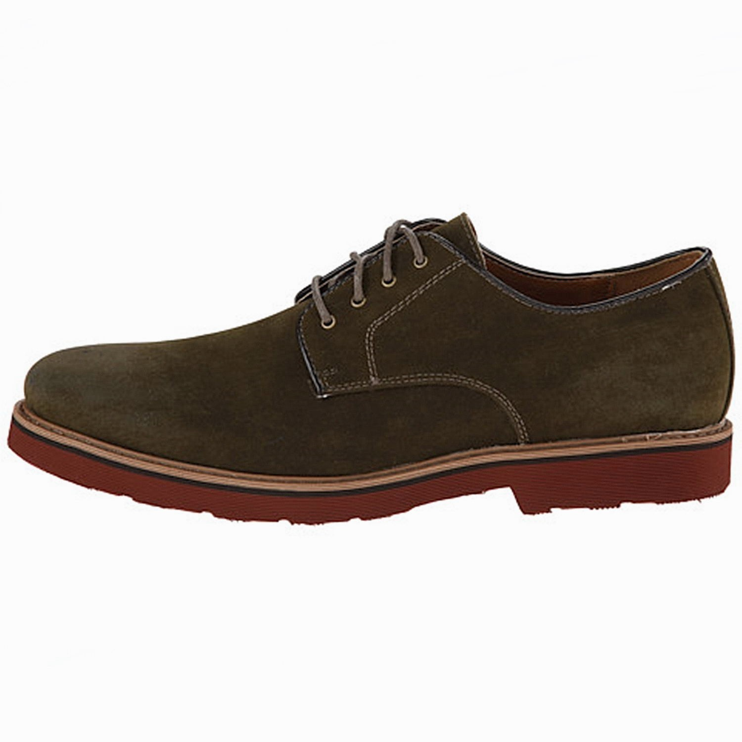 gbx mens classic oxfords lace up velvet shoes casual