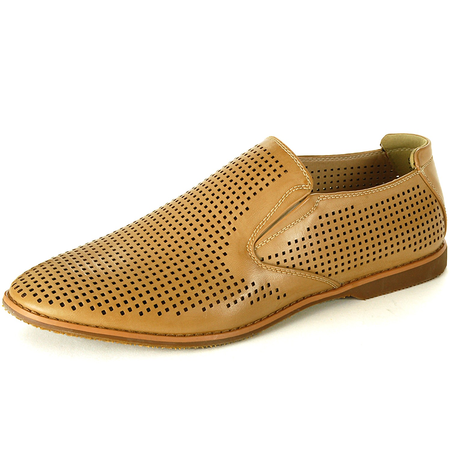 gbx mens slip on loafers lounge moccasins