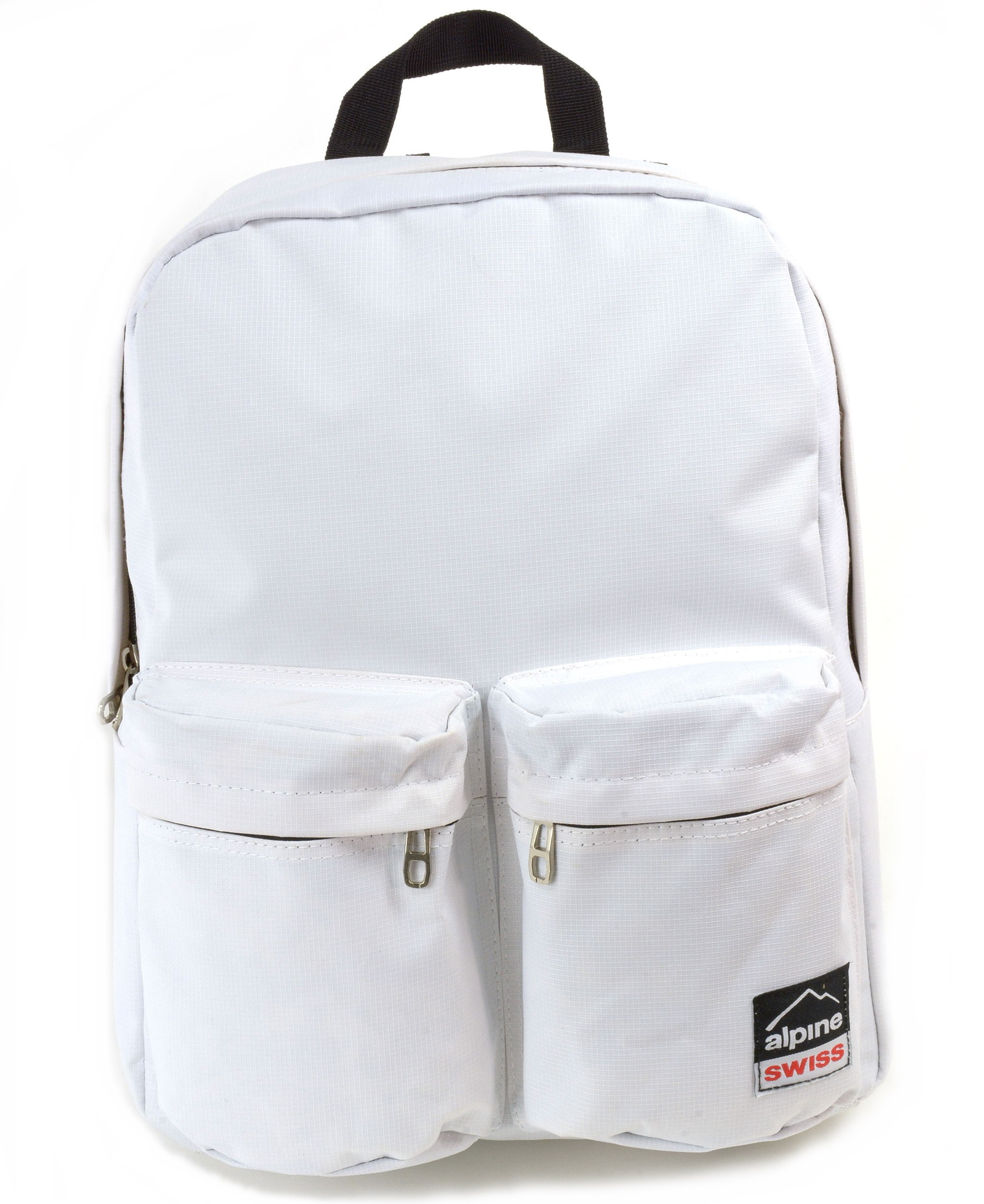 Alpine Swiss Major Back Pack Bookbag School Bag Daypack 1 Year ...