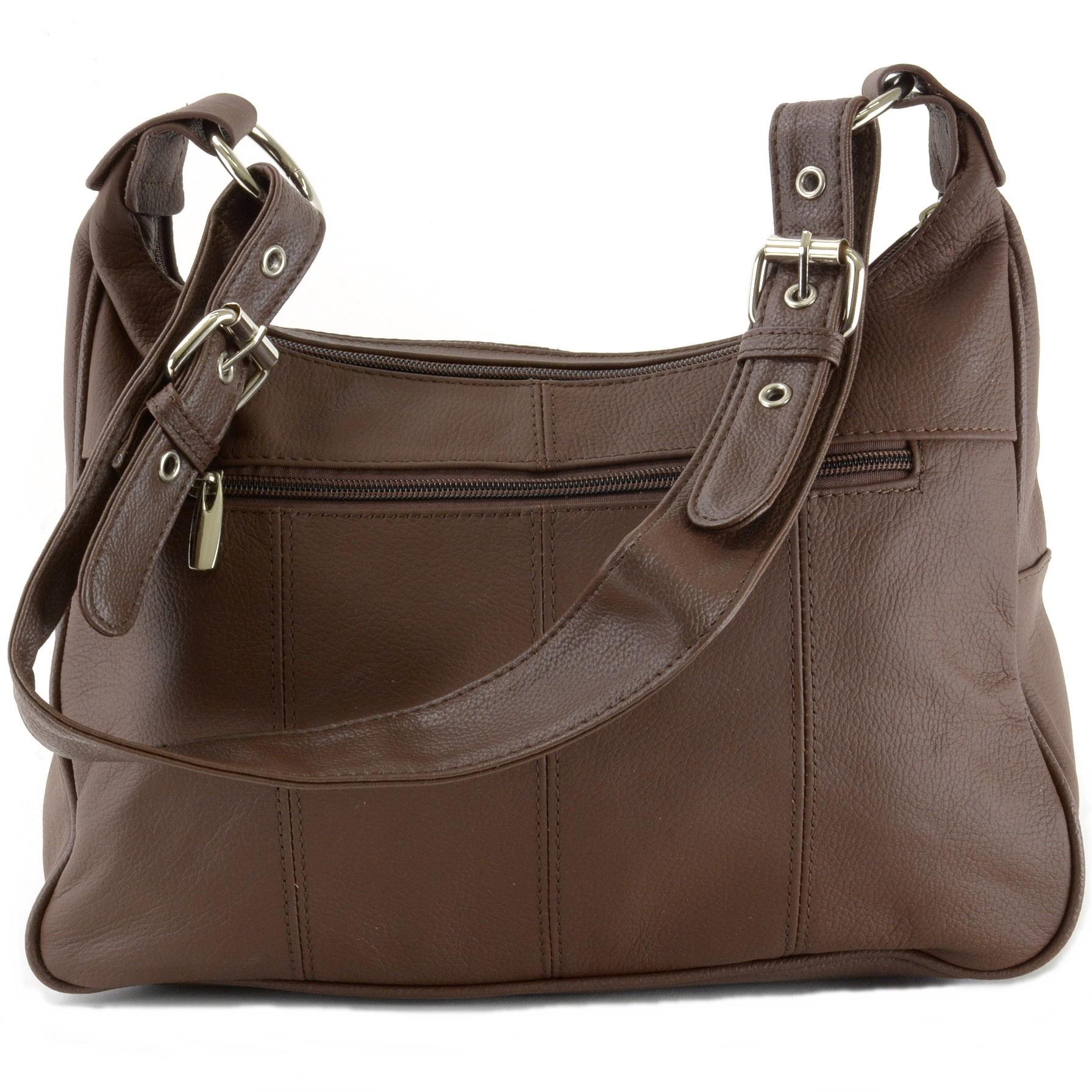 New Women Lady Leather Satchel Handbag Shoulder Tote Messenger Crossbody Bag | EBay