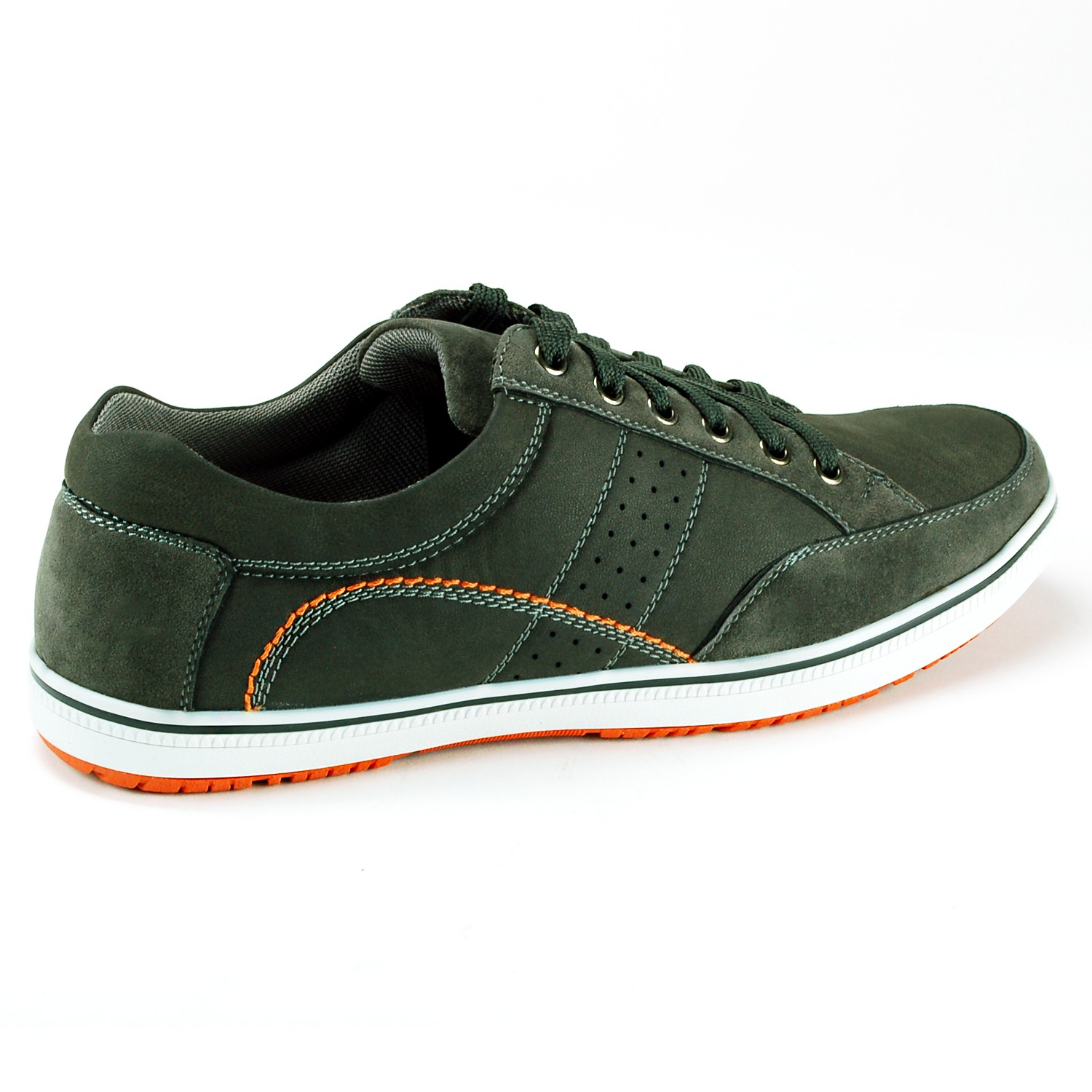 Menu0026#39;s Casual Fashion Sneakers Lace Up Low Top Skate Shoes Athletic Comfort New