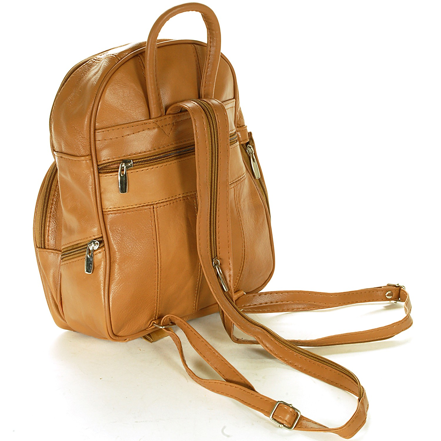 Back Purse : Details about New Leather Backpack Purse Sling Bag Back Pack Shoulder ...