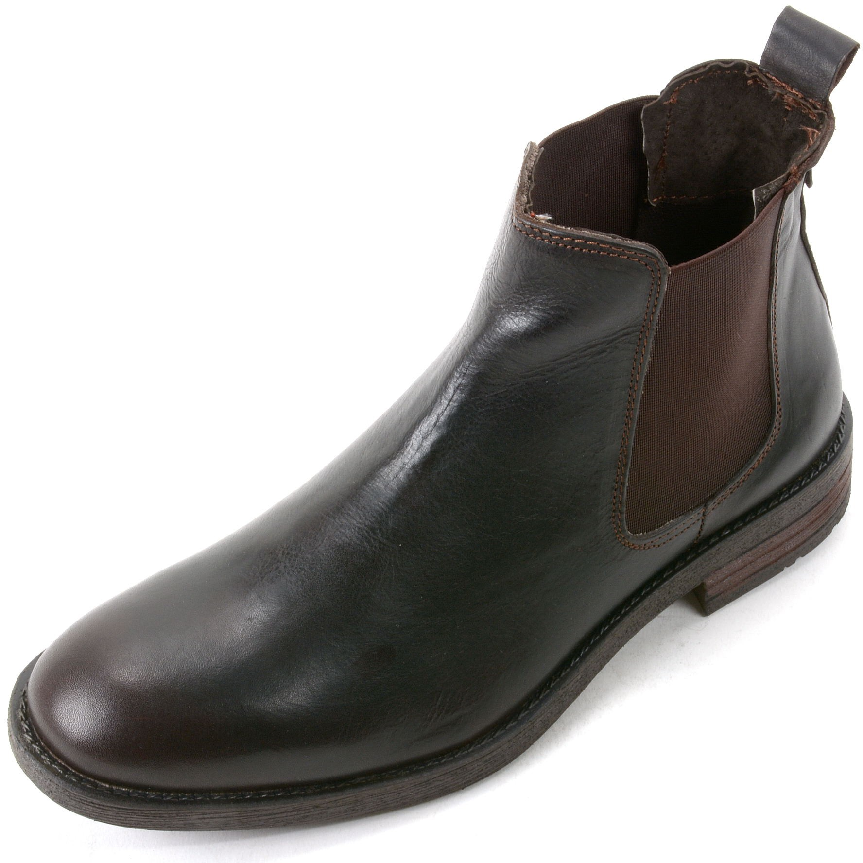 gbx s torus leather chelsea boots ankle