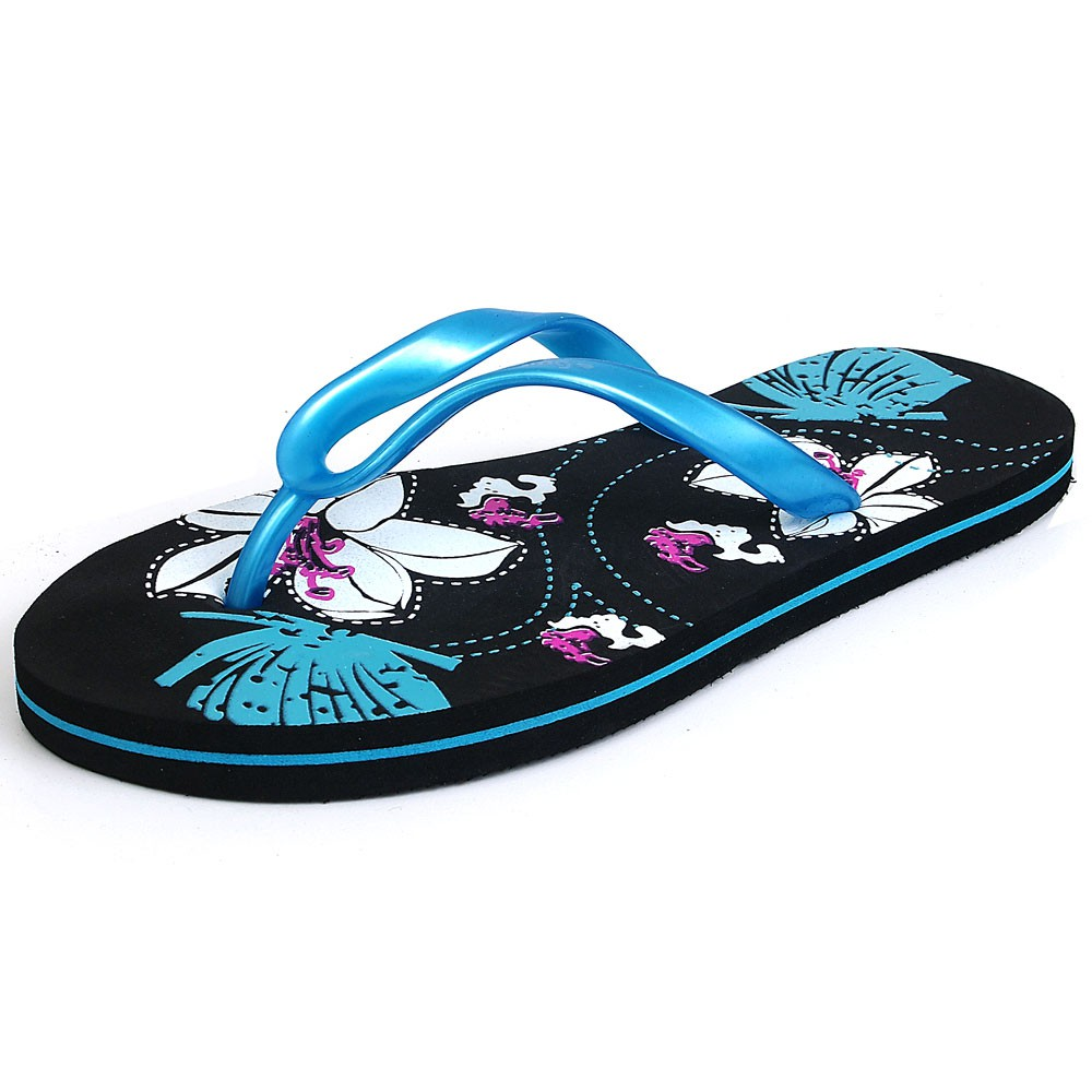 Womens Flip Flops Beach Summer Sandals Thongs Eva Foam