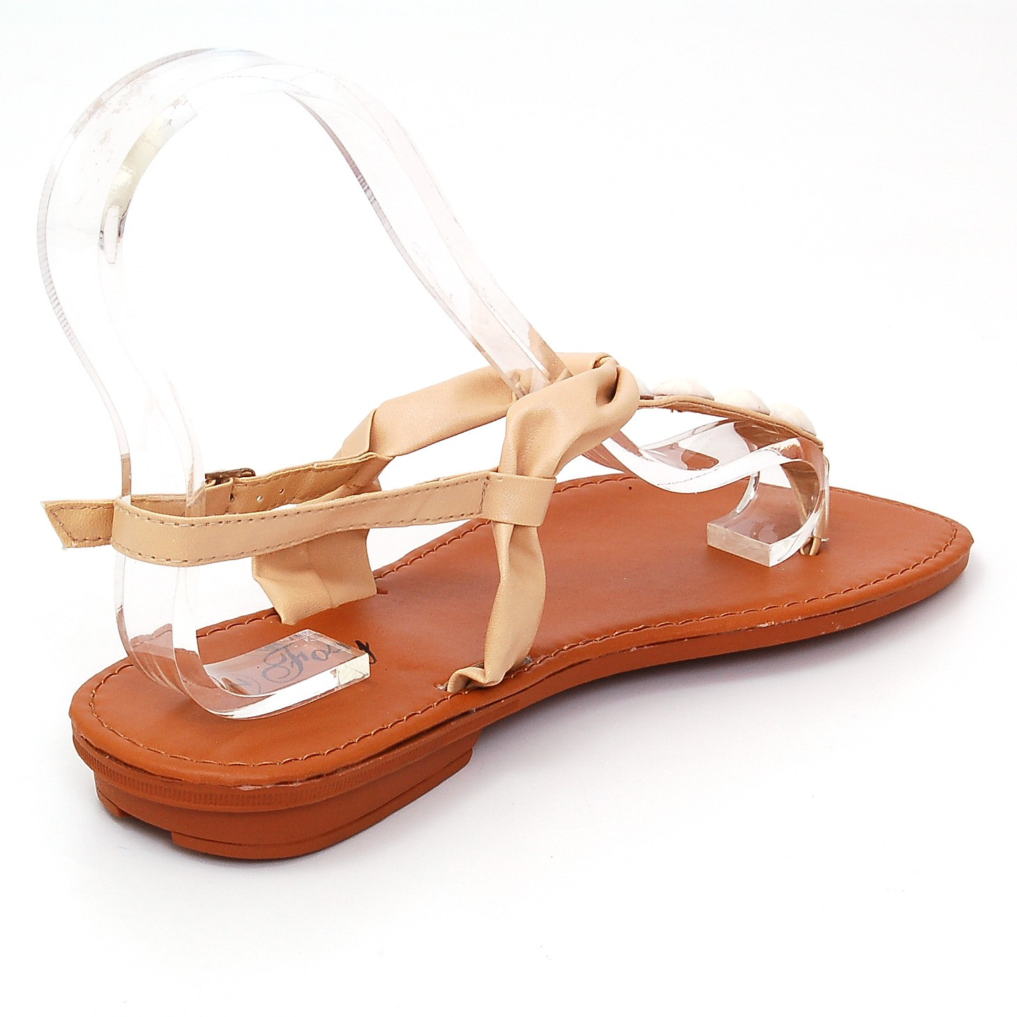 Amazing WOMEN39S ROMAN SANDALS BROWN SIZE 6 7 8 9 10 11 12  EBay