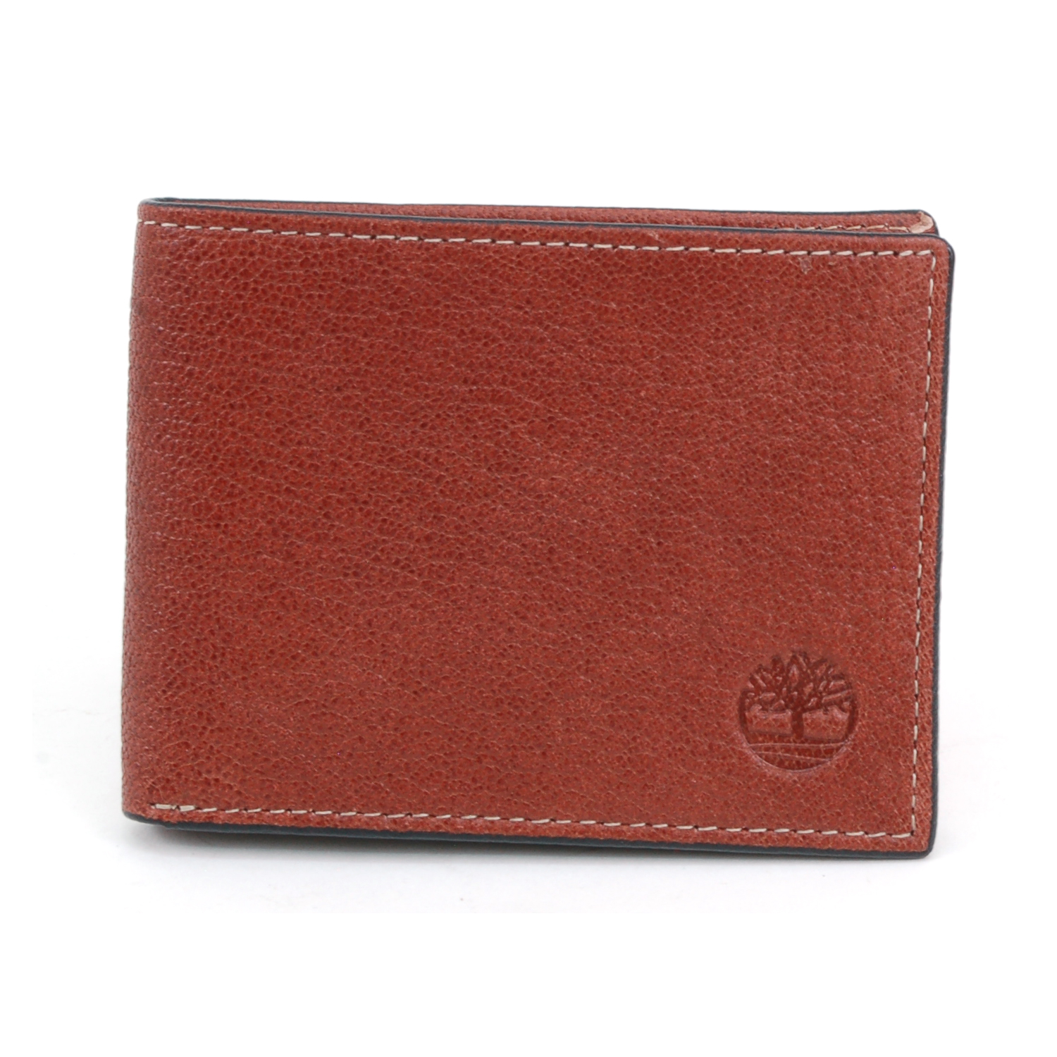timberland thin slimfold wallet genuine leather mens