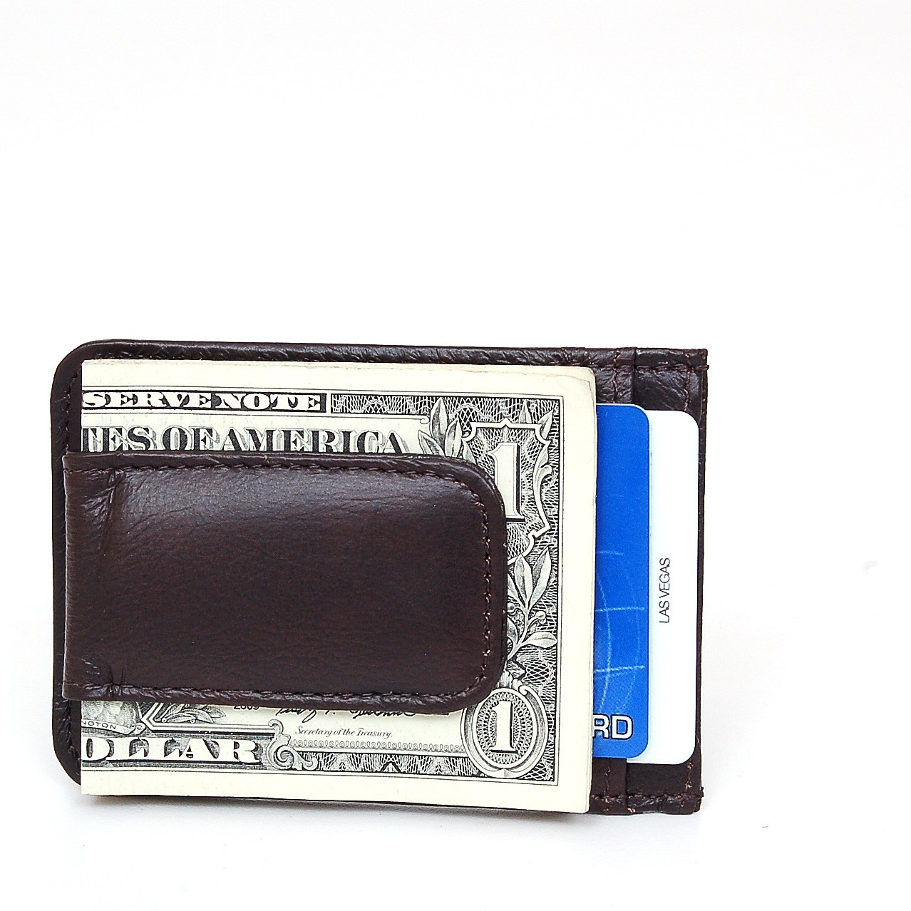 Pocket wallet style money clip one of our most popular money clips