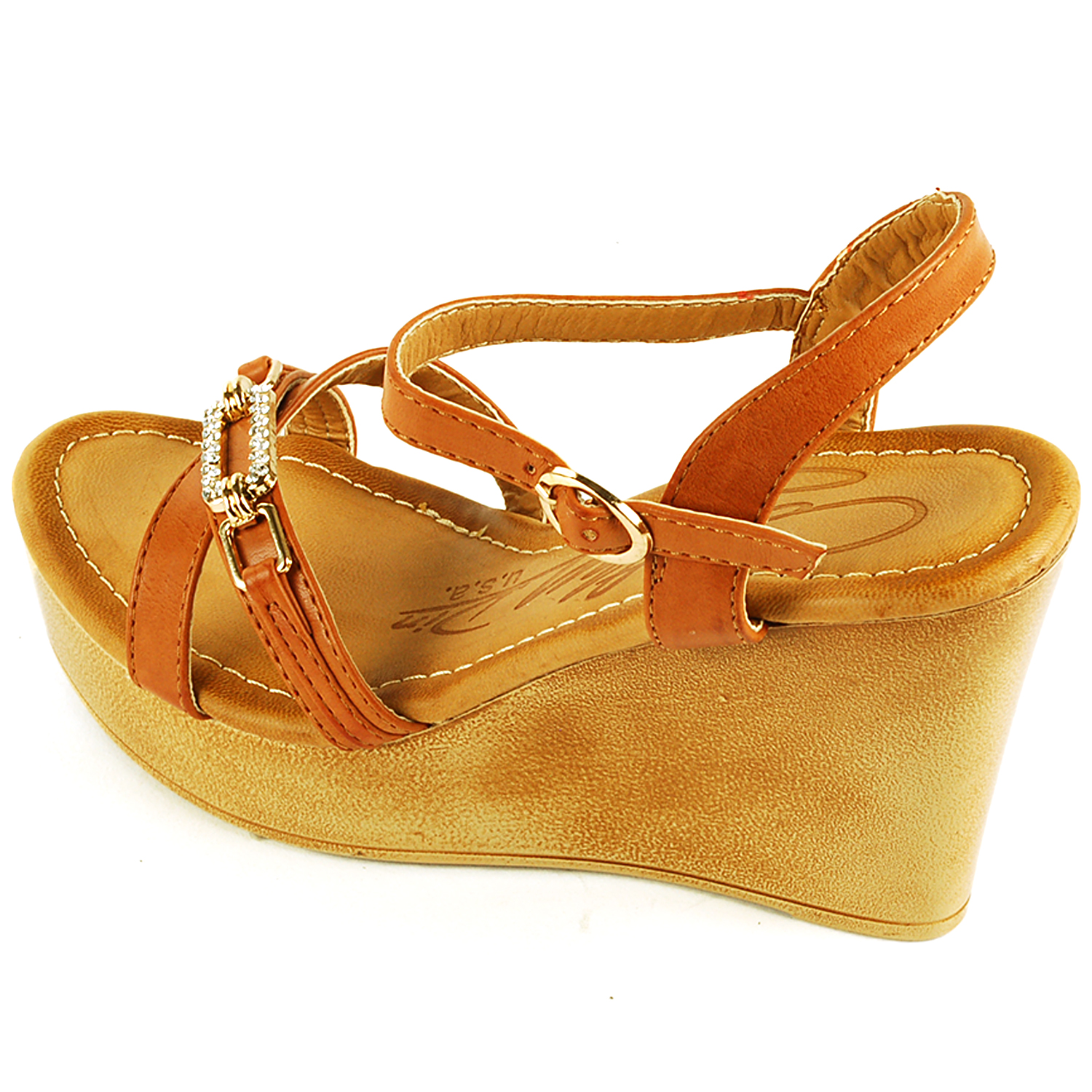 Wedges gold