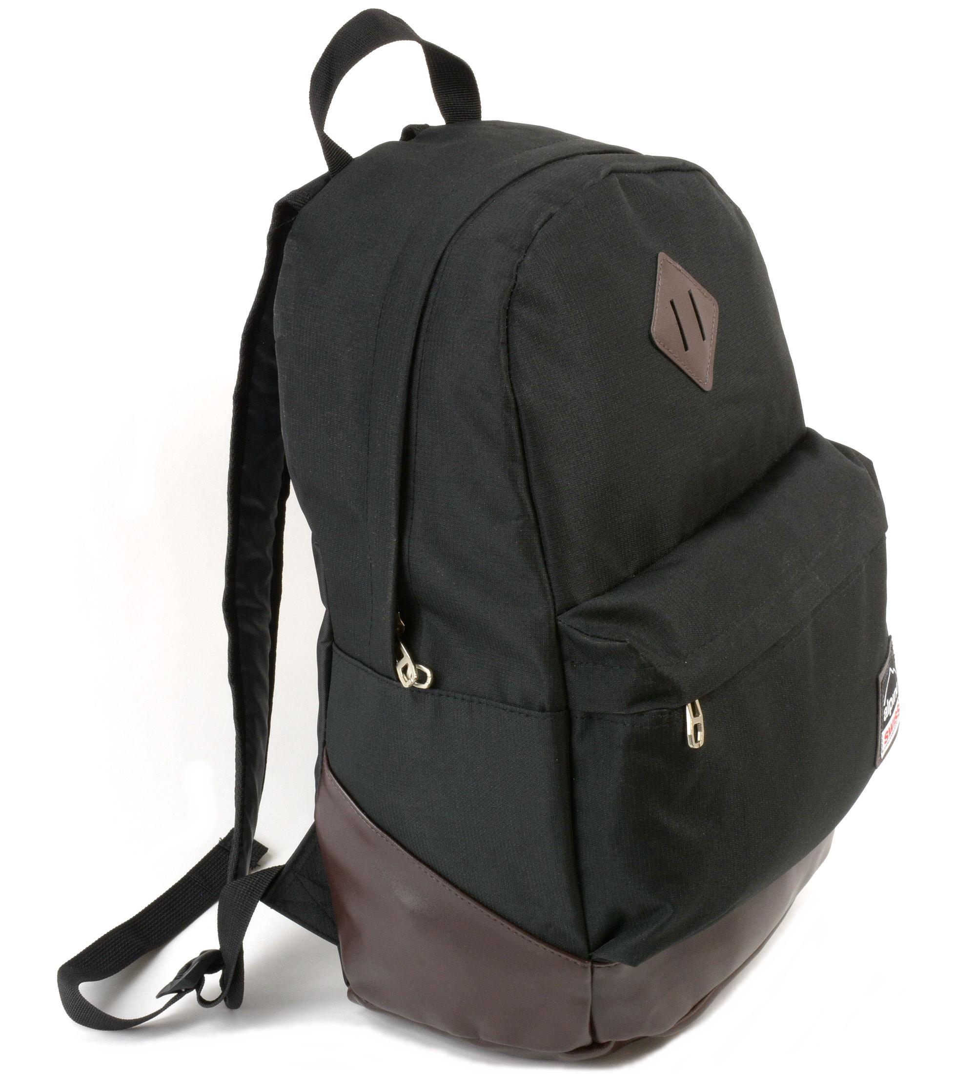 Alpine Swiss Midterm Backpack School Bag Bookbag Daypack 1 ...