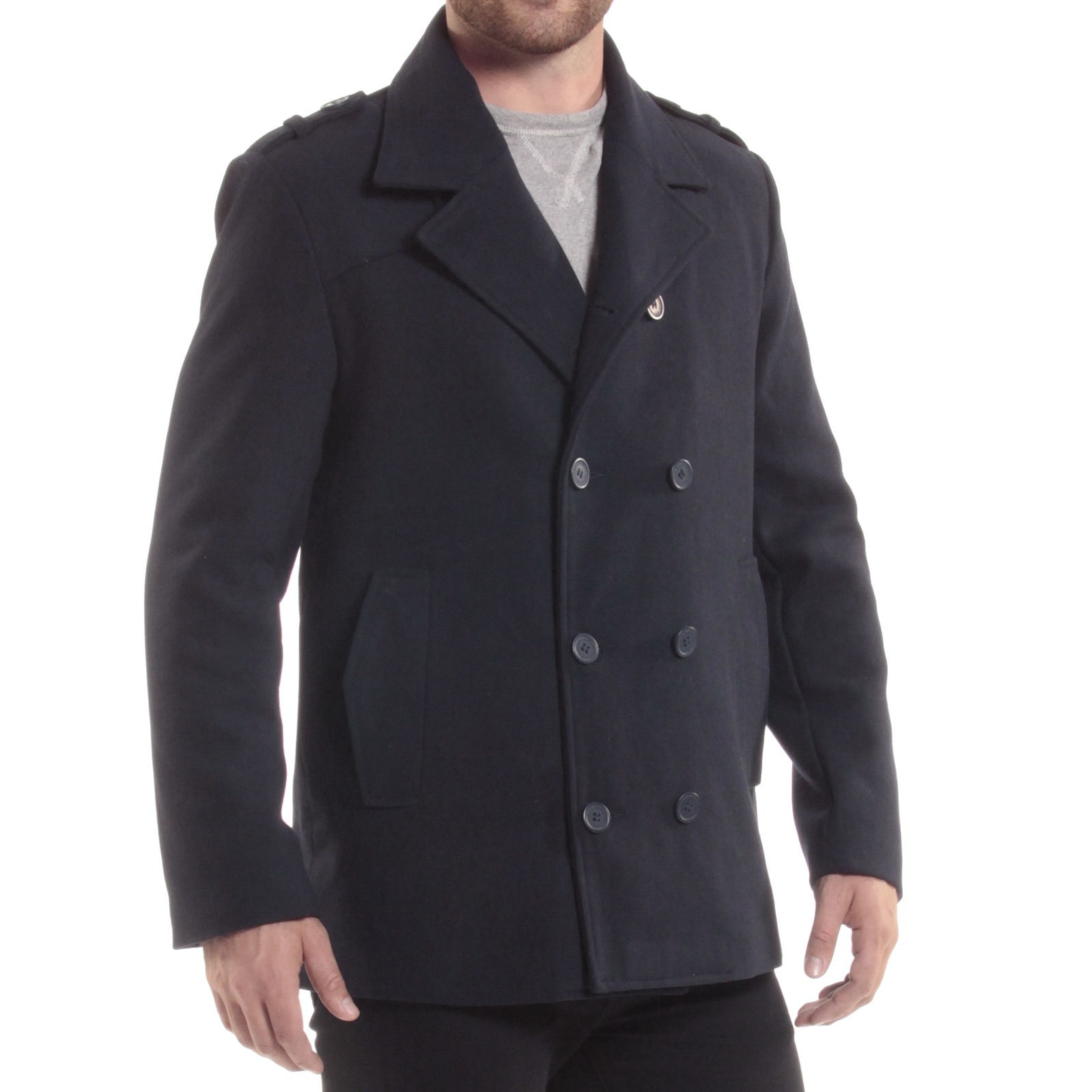Find pea coat from a vast selection of Men's Coats And Jackets. Get great deals on eBay!