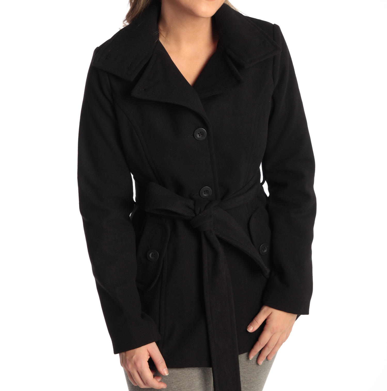 Shop belted womens jacket at Neiman Marcus, where you will find free shipping on the latest in fashion from top designers.