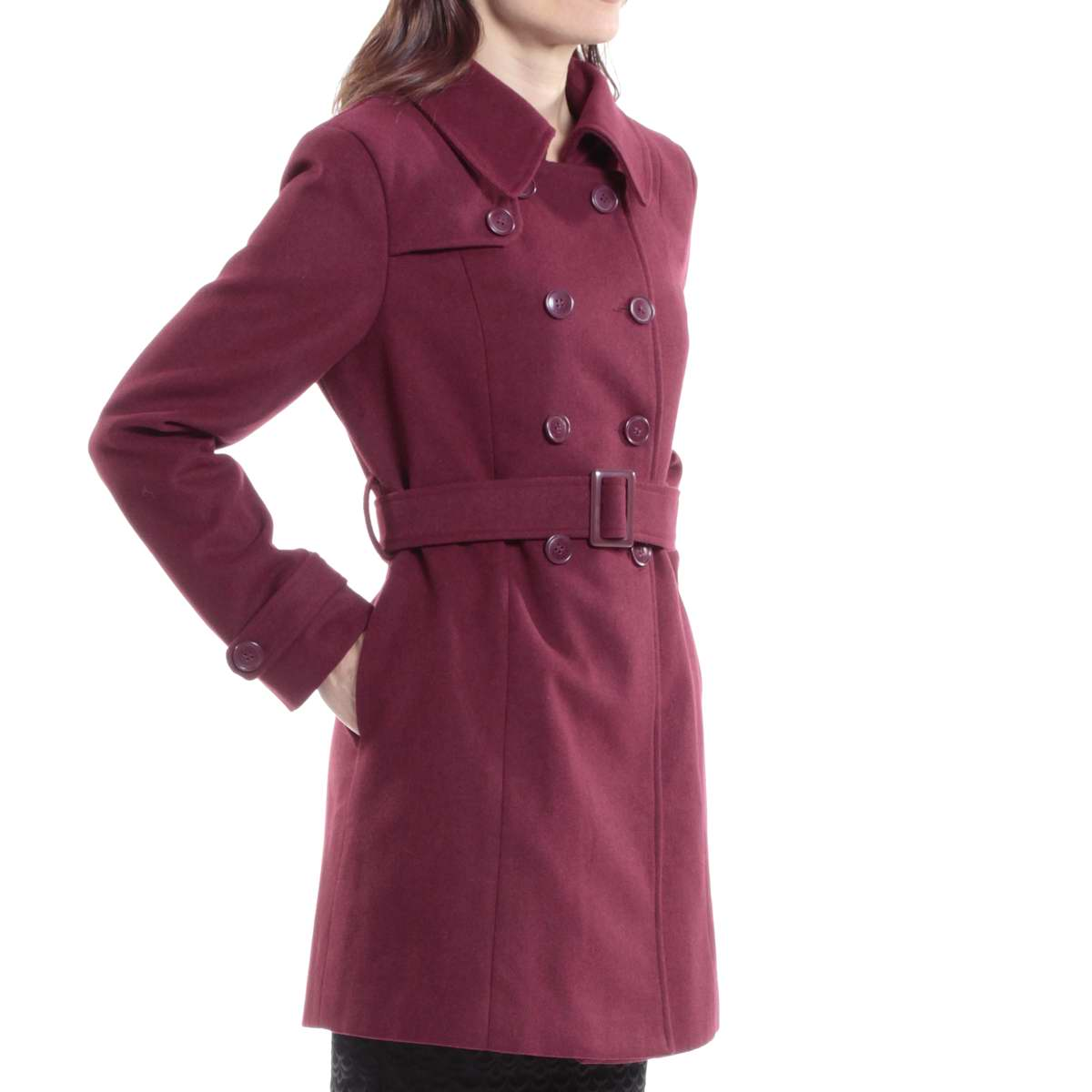 Womens trench jacket