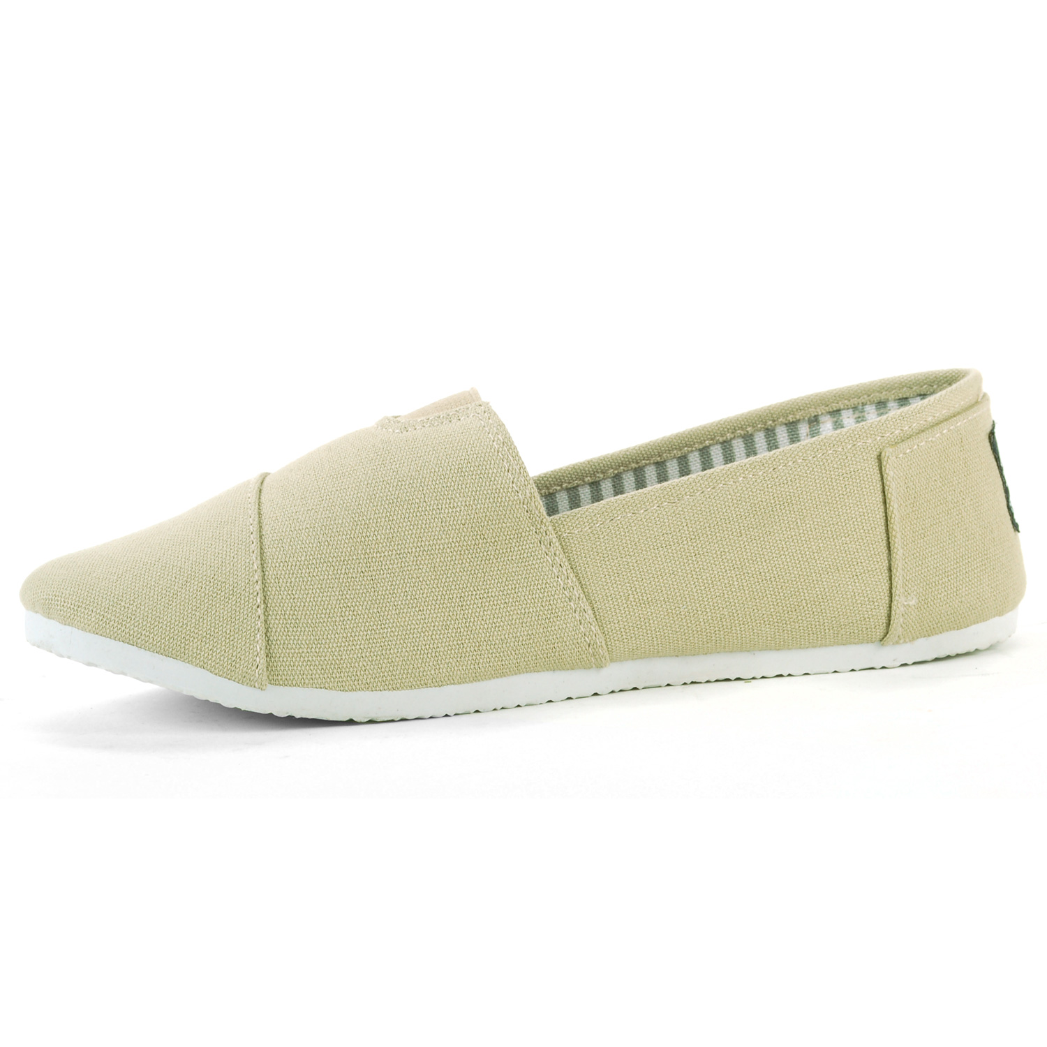 alpine swiss caroline womens canvas flats espadrille