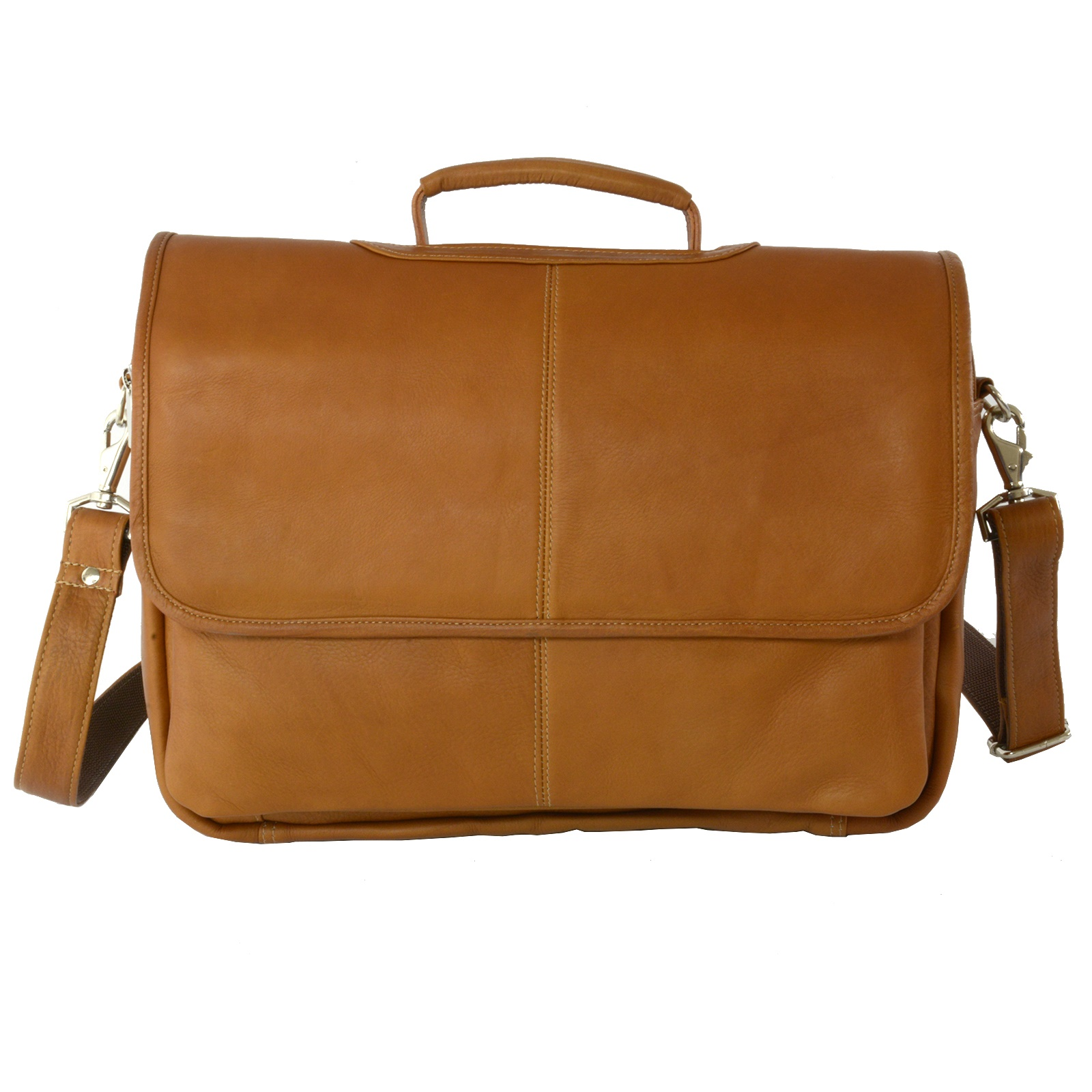 Hammer Anvil Solano Colombian Vacquetta Leather Messenger Bag ...