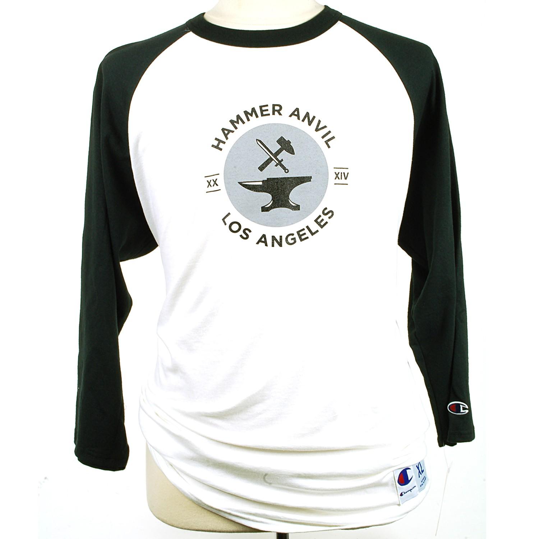 Men 39 s baseball t shirt sports tee 3 4 sleeve raglan jersey for Baseball jersey t shirt custom