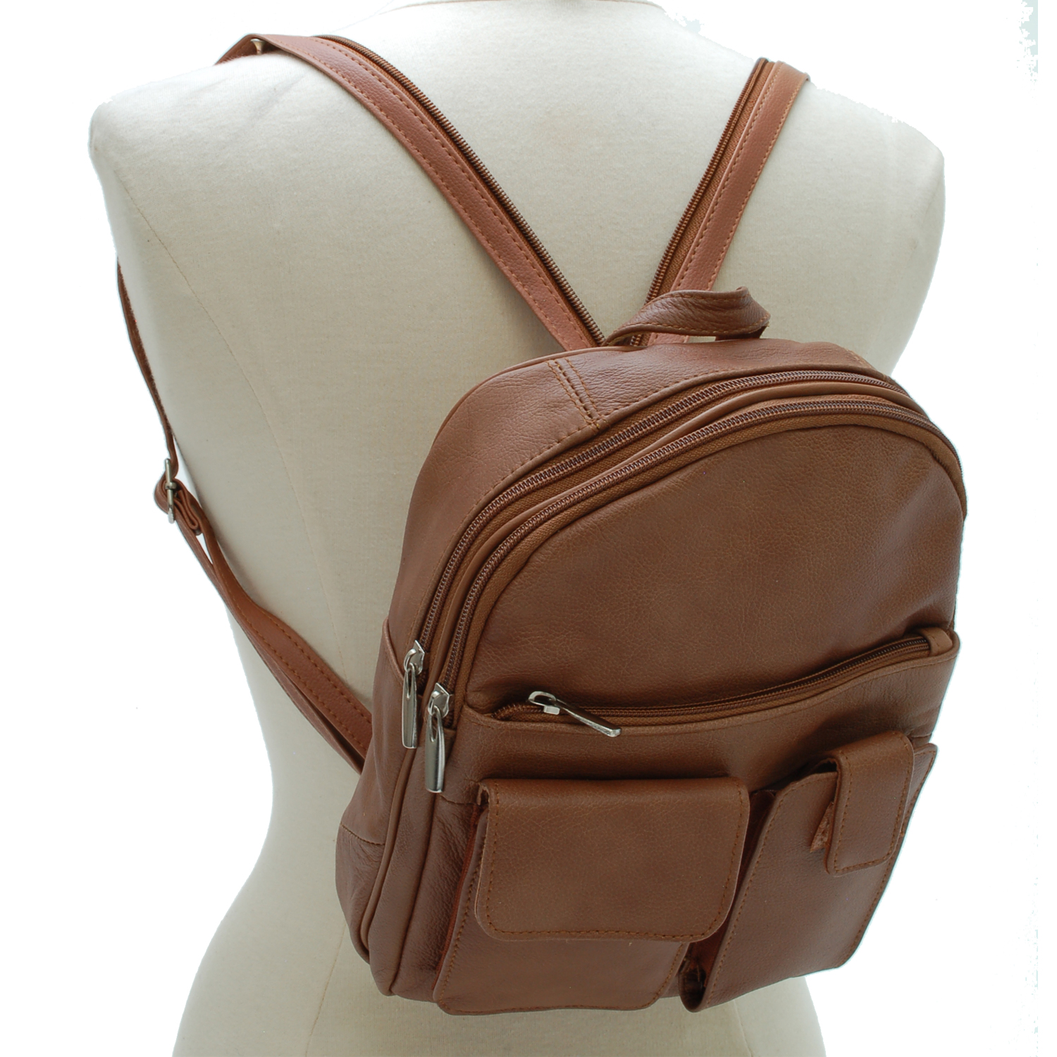 Whatever kind of over the shoulder style bag you need that even a man could wear and keep his dignity, here Jamin Leather has assembled a collection of over the shoulder bags including sling bags and backpacks to carry all your daily necessities.