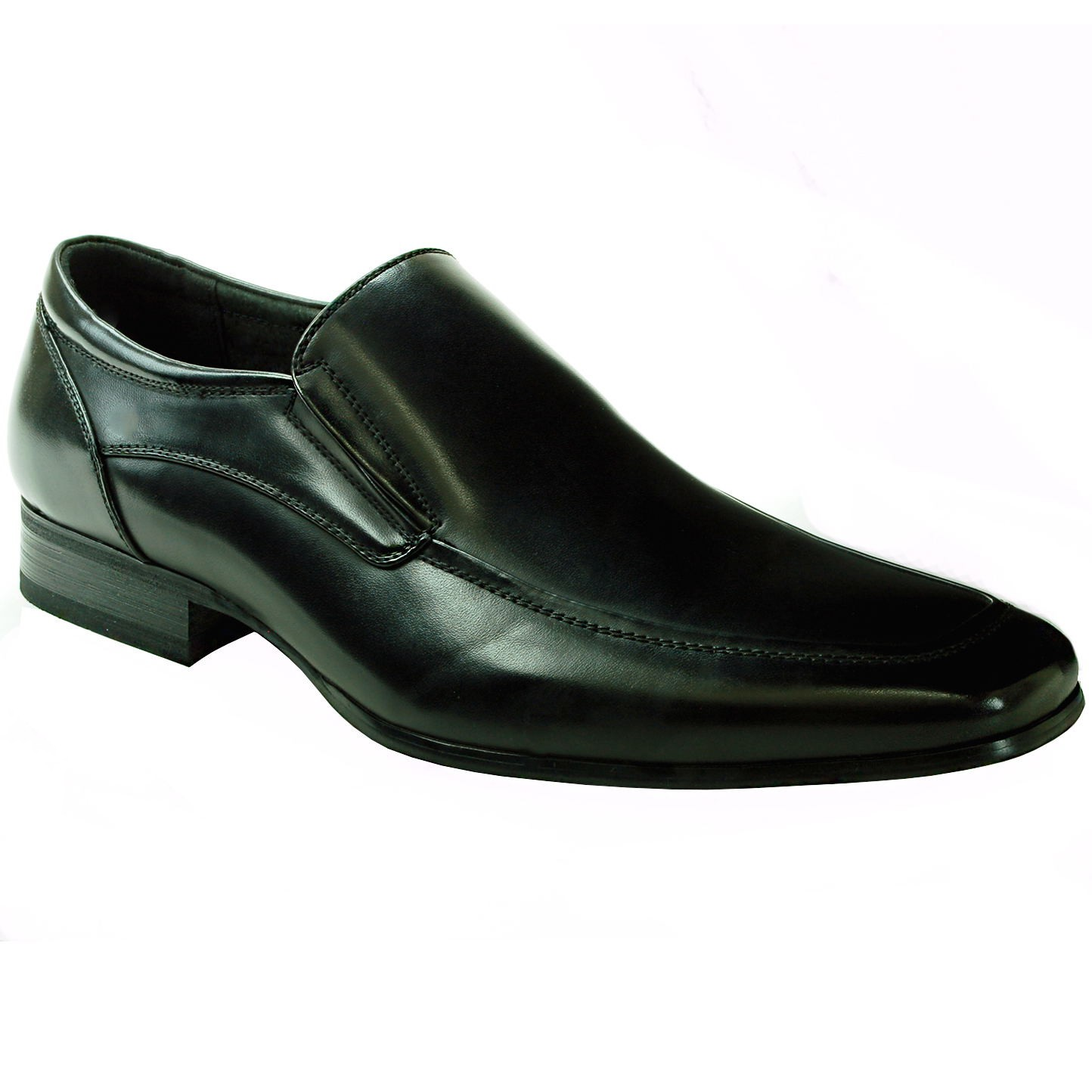 alpineswiss lucerne mens dress shoes slipon moc toe