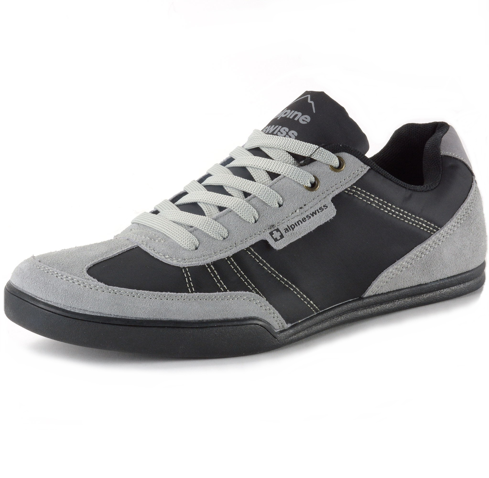 Alpine Swiss Marco Mens Fashion Sneakers