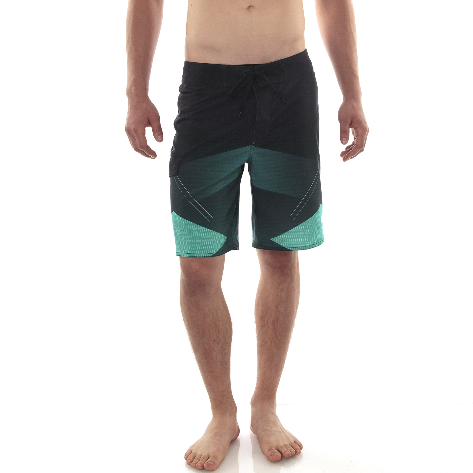 Alpine Swiss Mens Boardshorts Swim Trunks Hybrid Short ...