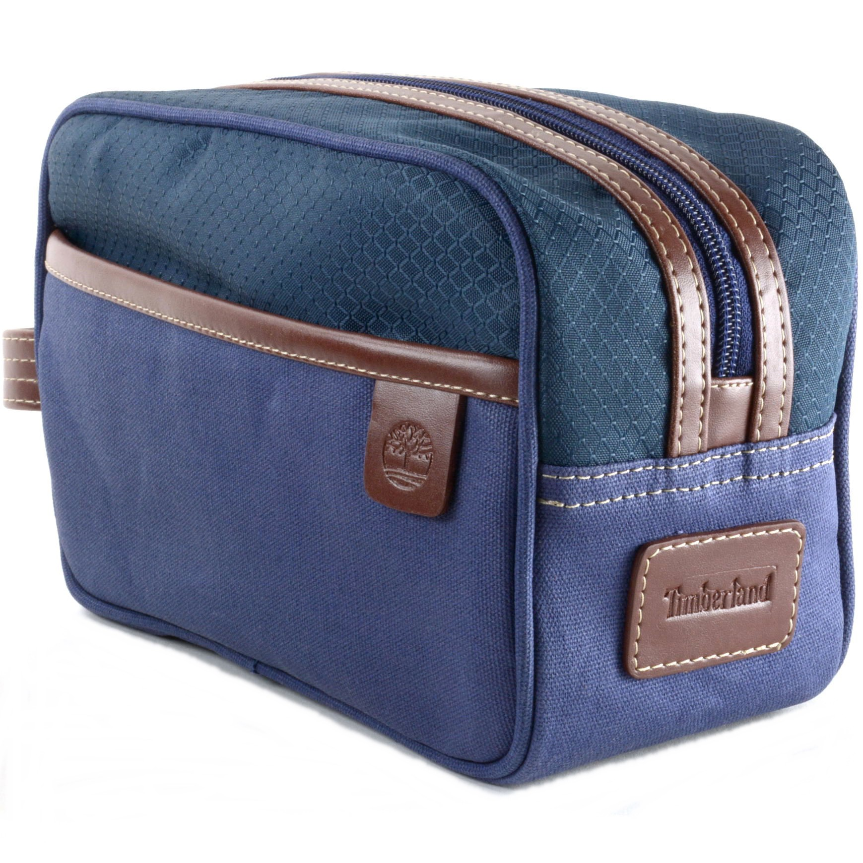 timberland toiletry bag dopp kit clutch handle canvas case. Black Bedroom Furniture Sets. Home Design Ideas