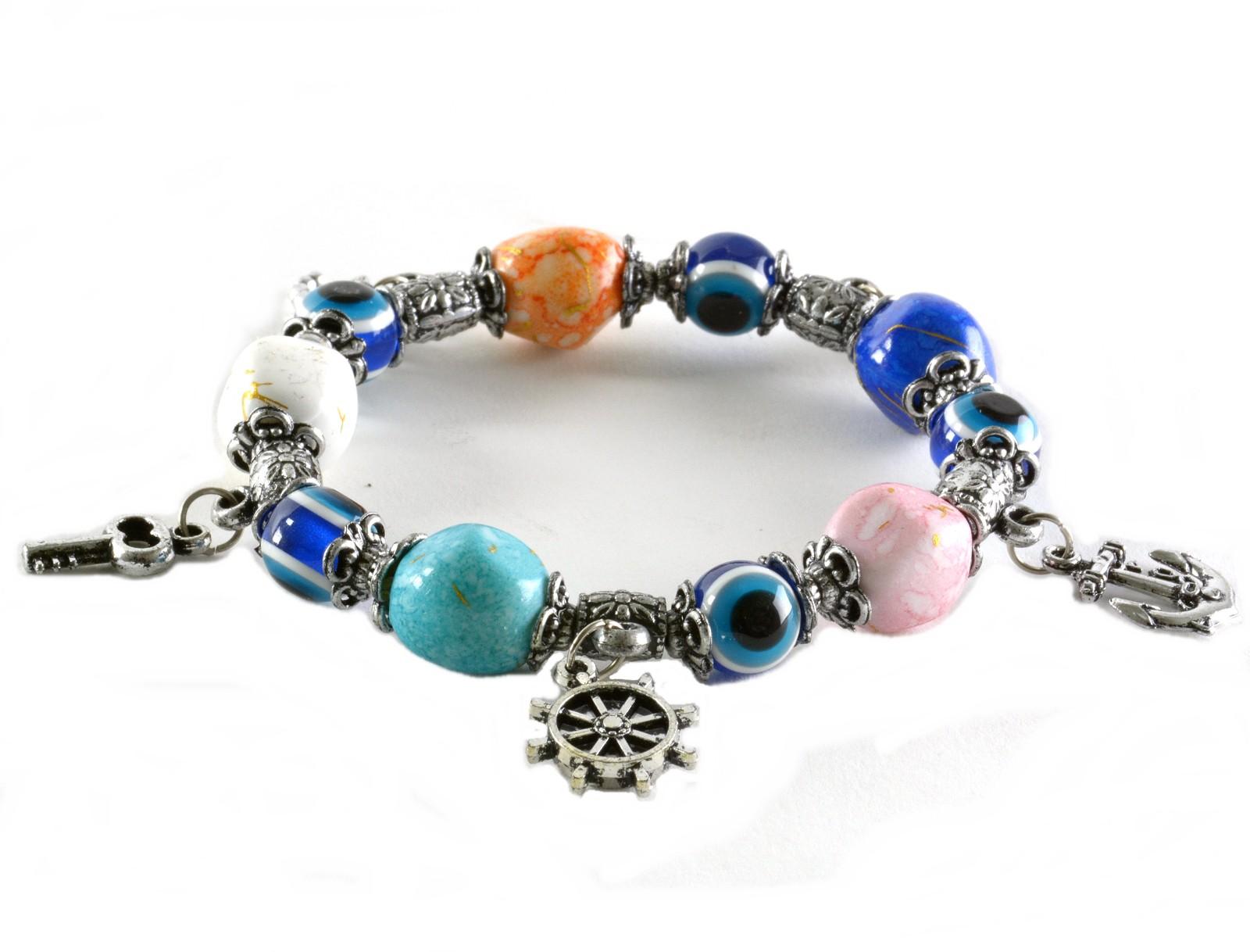 Evil Eye Bracelets For Good Luck