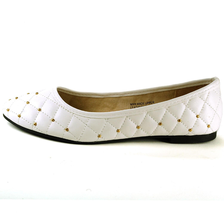 Alpine Swiss Pentunia Womens Ballet Flats Ballerina Slippers Round Slip On Shoes