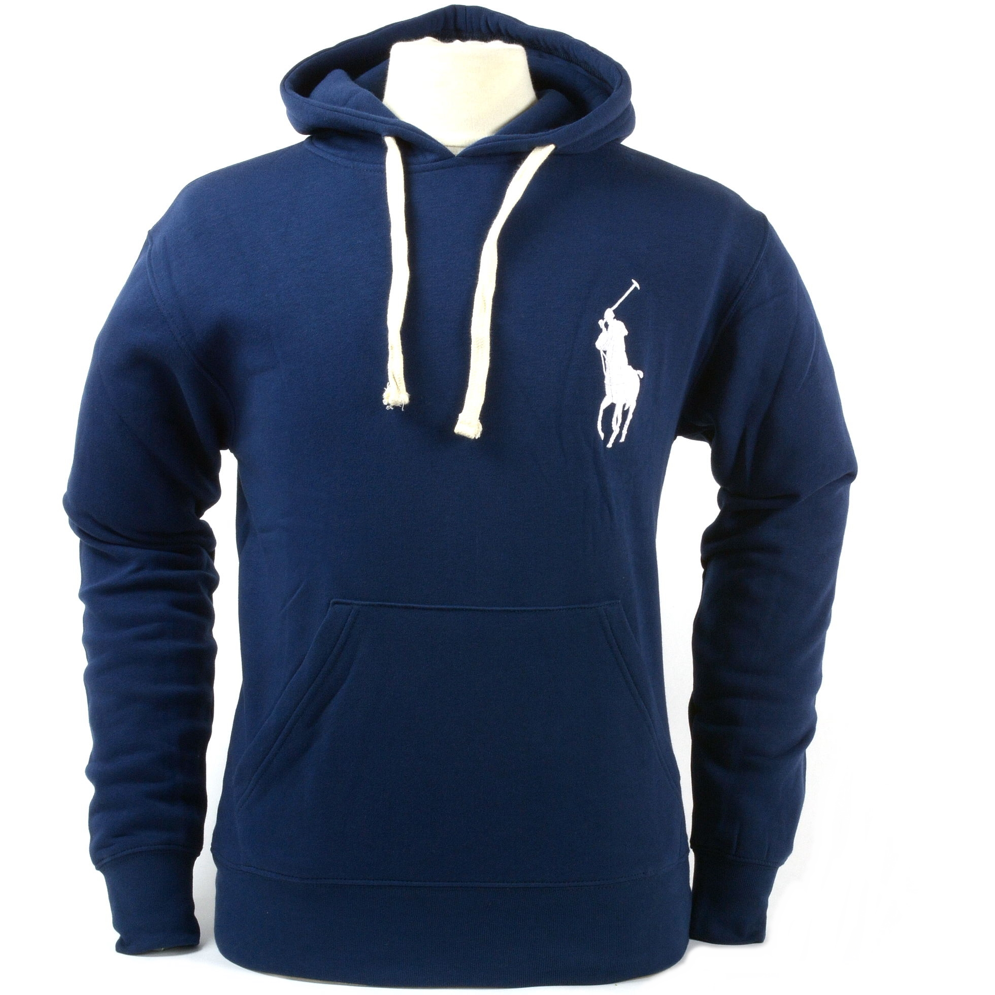 polo ralph lauren mens big pony hoodie drawstring pullover hooded sweatshirt new ebay. Black Bedroom Furniture Sets. Home Design Ideas