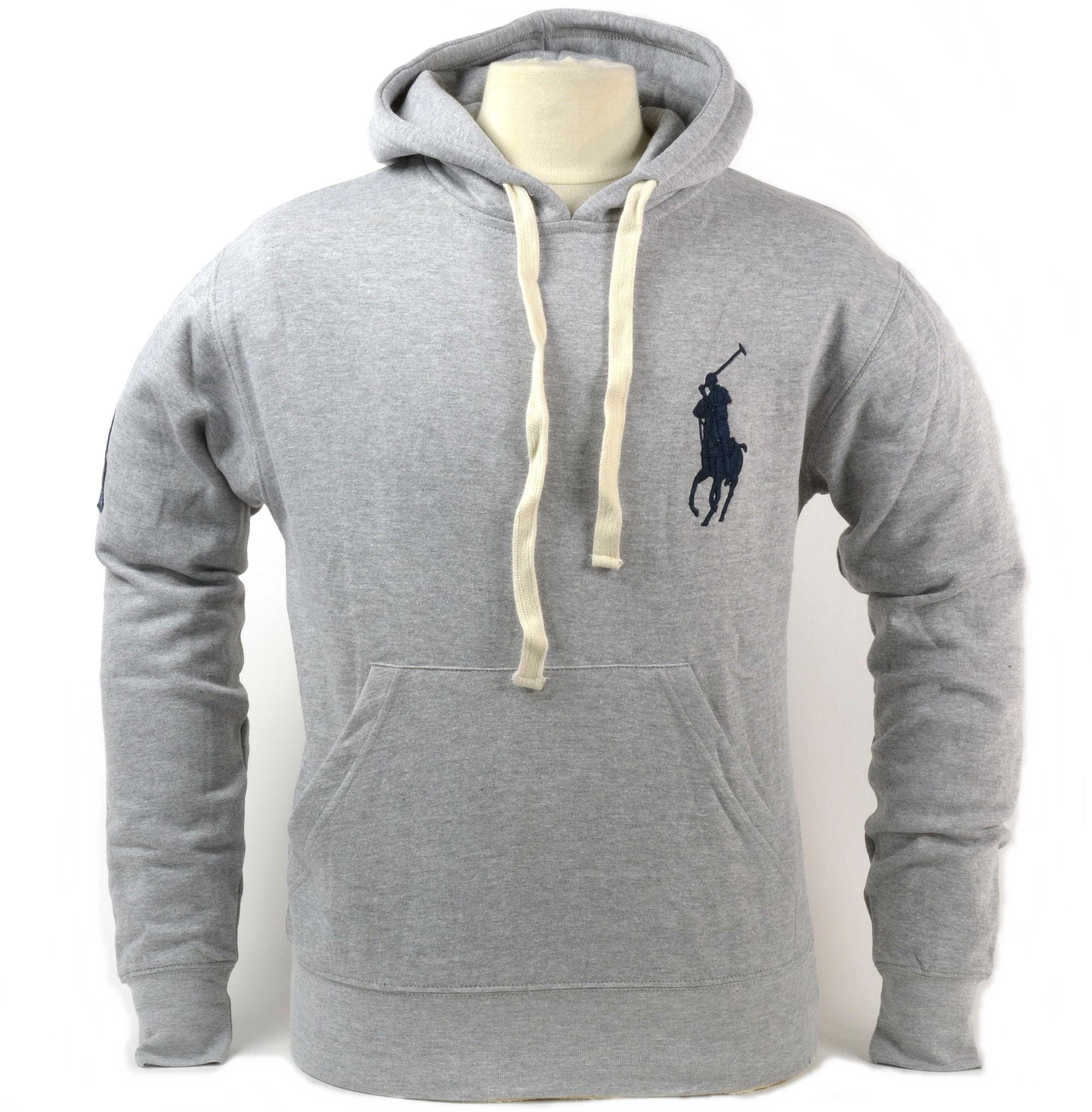 Big pony hoodie