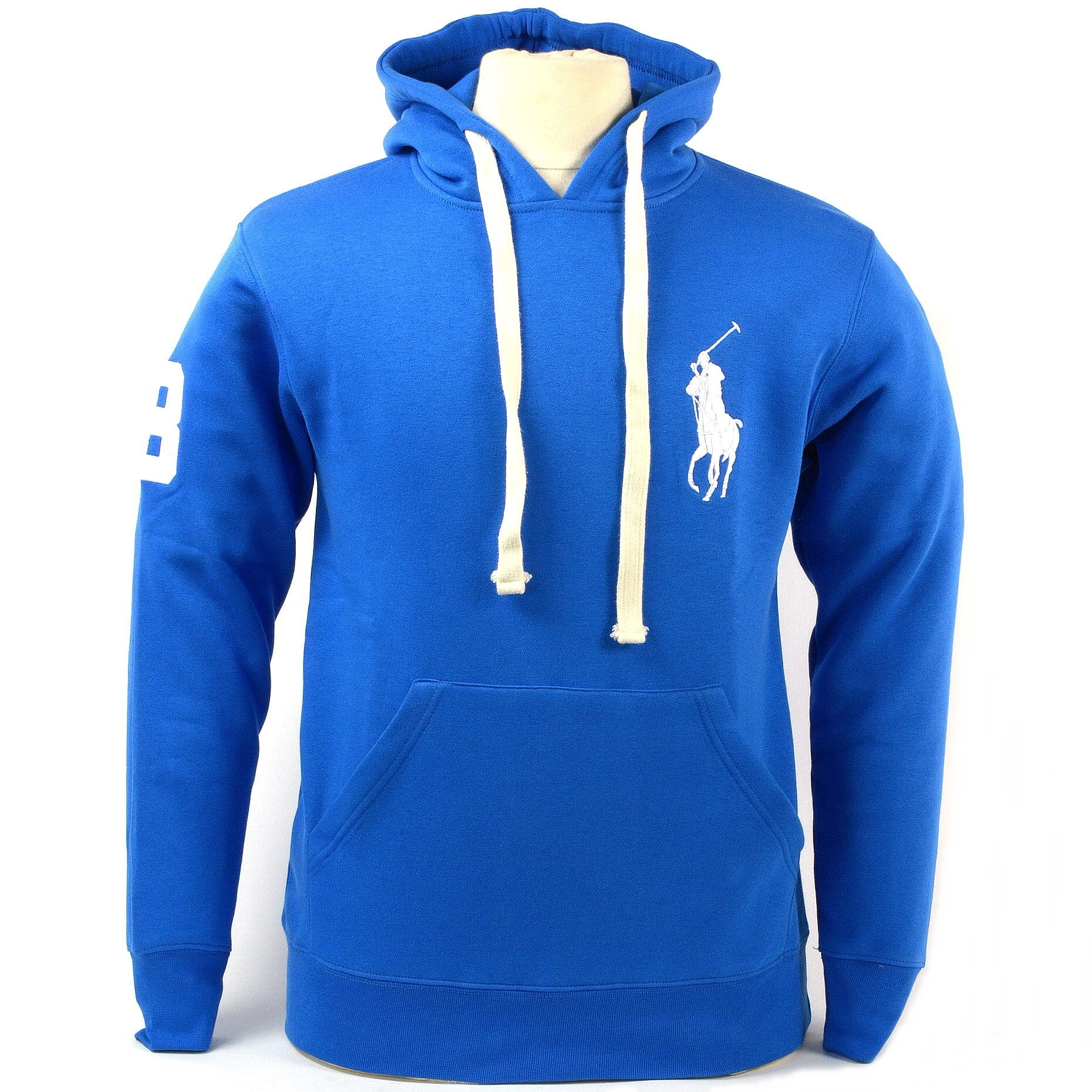 Mens polo hoodies