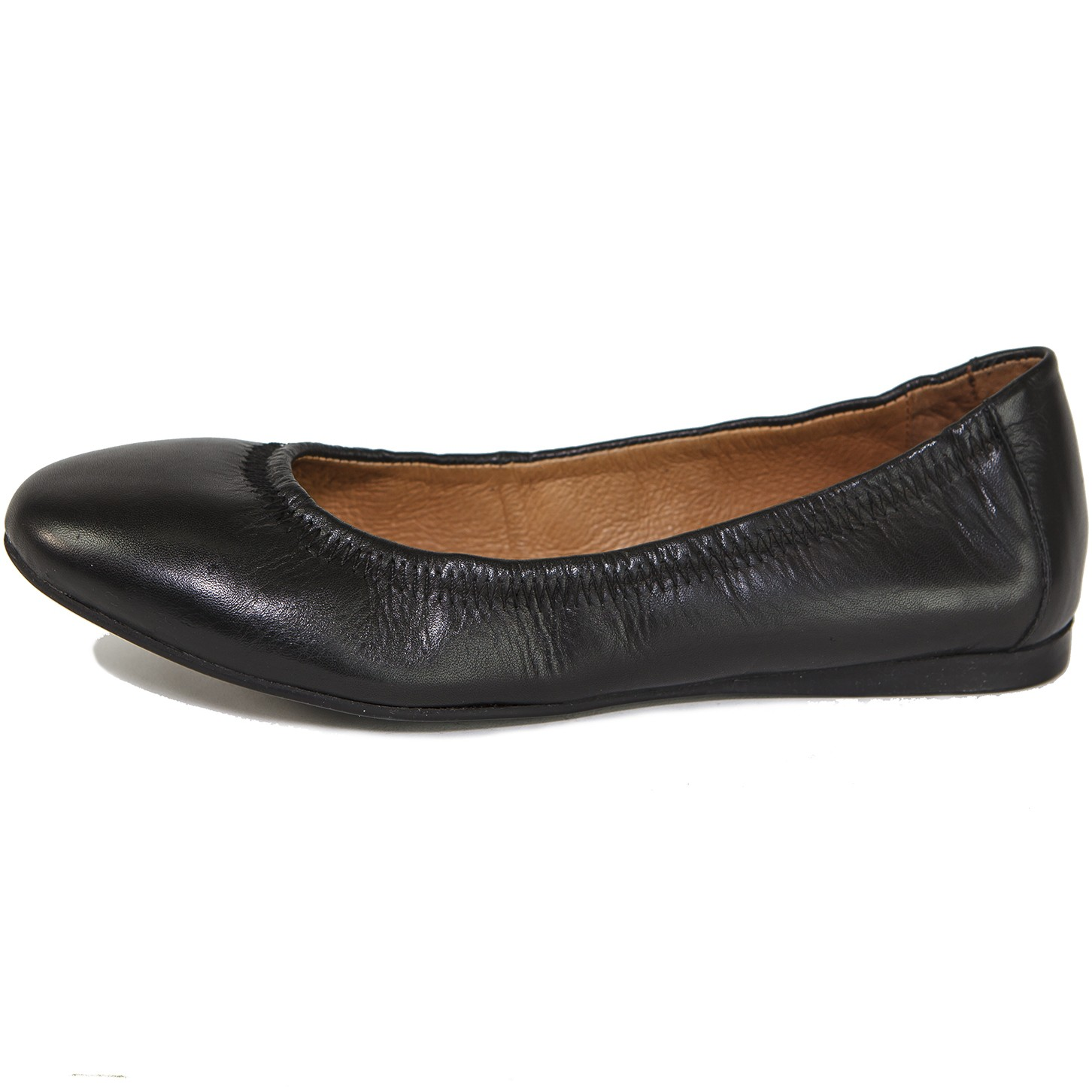 Original Alpine Swiss Womenu0026#39;s Vera Ballet Flats European Made Shoes Leather Inside U0026 Out | EBay