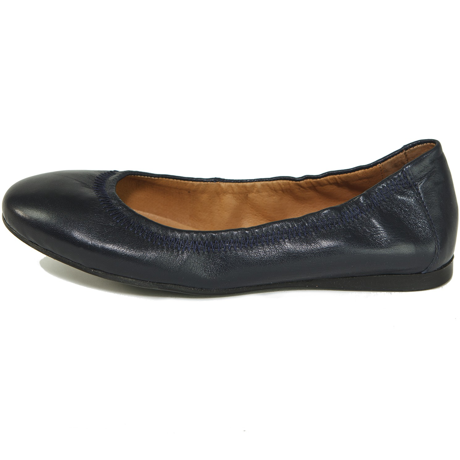 Excellent Alpine Swiss Womenu0026#39;s Vera Ballet Flats European Made Shoes Leather Inside U0026 Out | EBay
