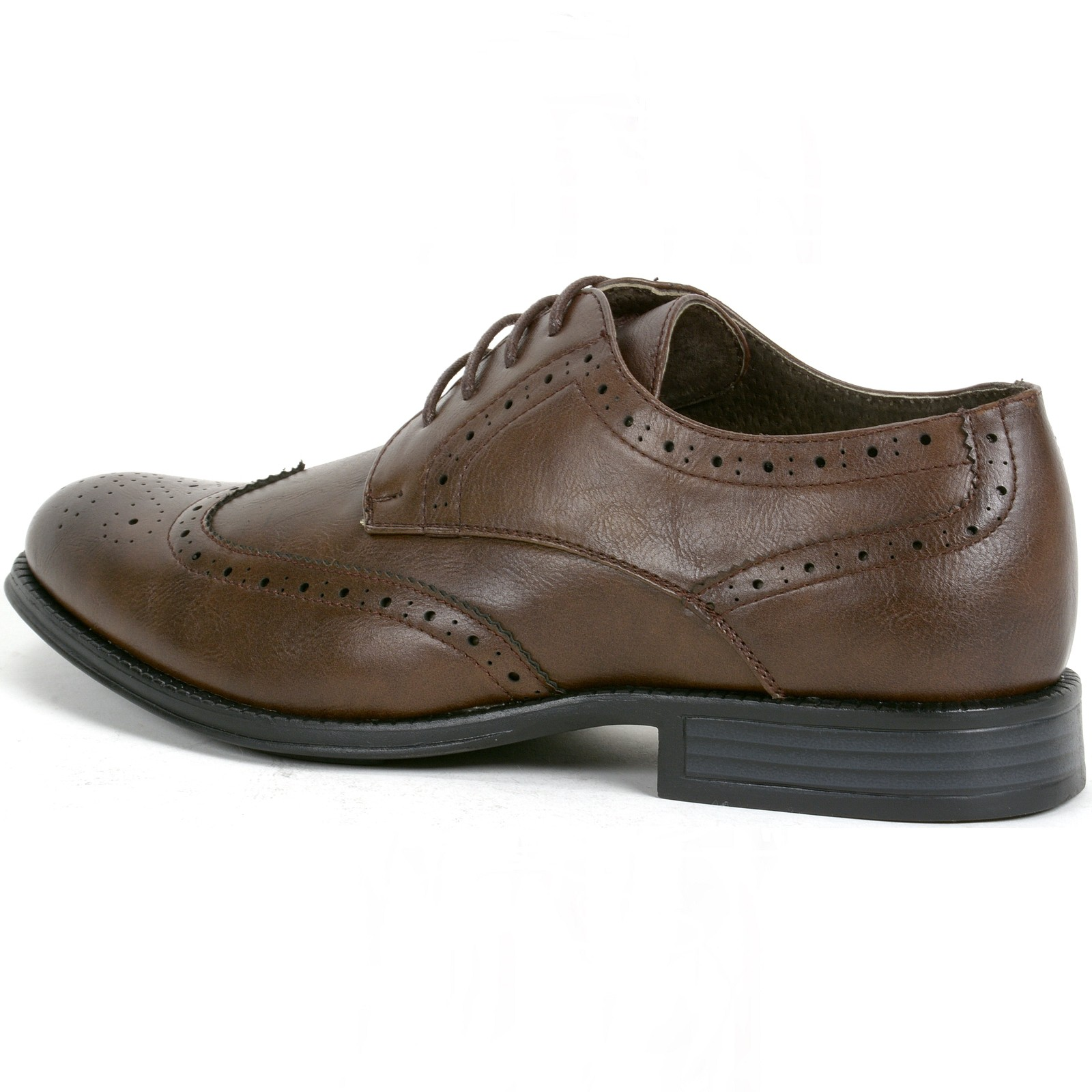 zurich men Free shipping buy alpine swiss zurich men's oxfords brogue medallion wing  tip lace up dress shoes at walmartcom.