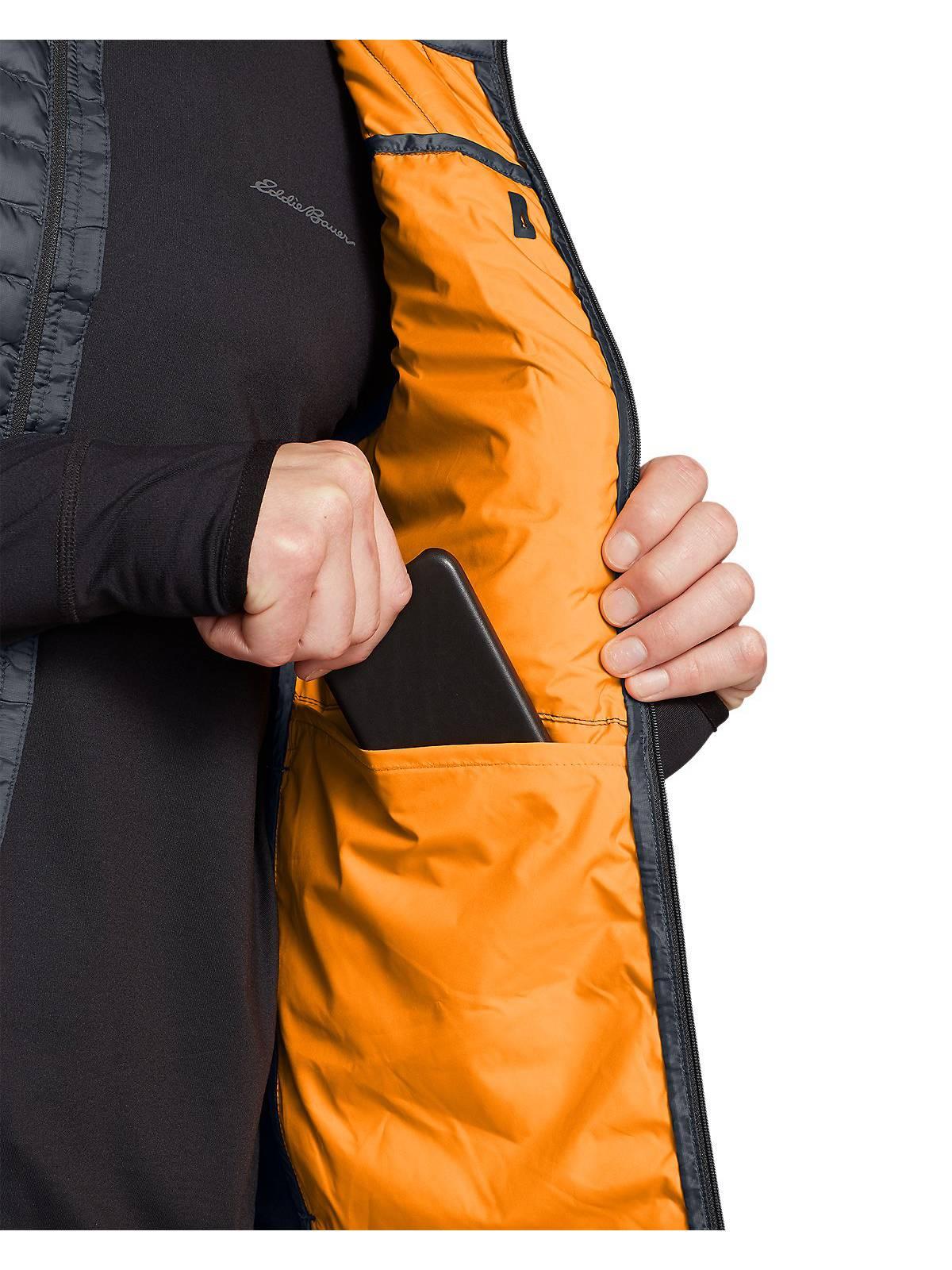 Eddie Bauer Men/'s MicroTherm 2.0 StormDown Vest
