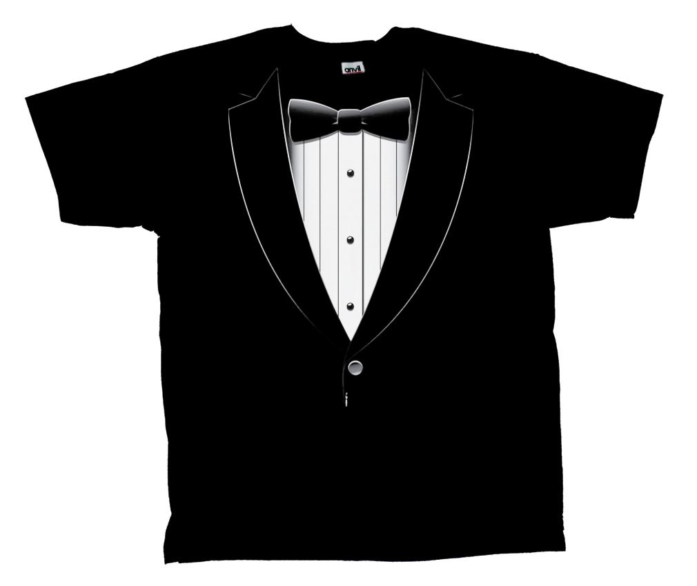 Trenz Shirt Company Tuxedo T-Shirt Basic Tuxedo at Sears.com