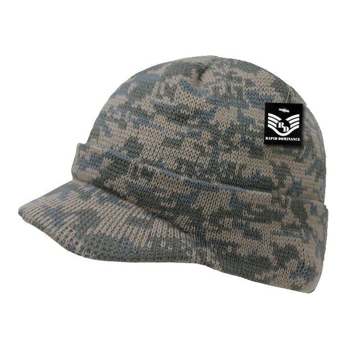 Rapid Dominance Camo Jeep Cap