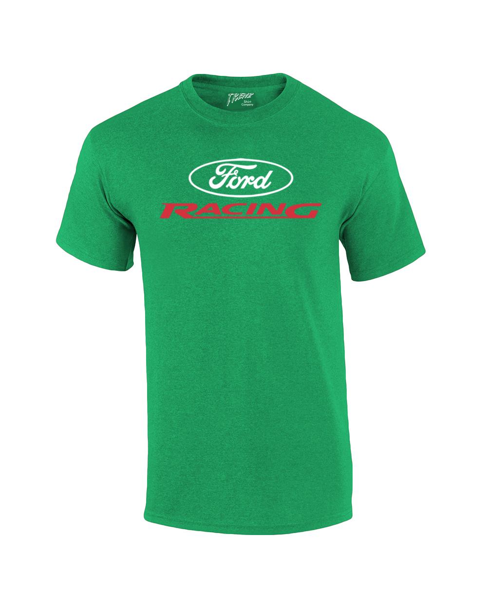 ford racing t shirt ford racing logo design ebay