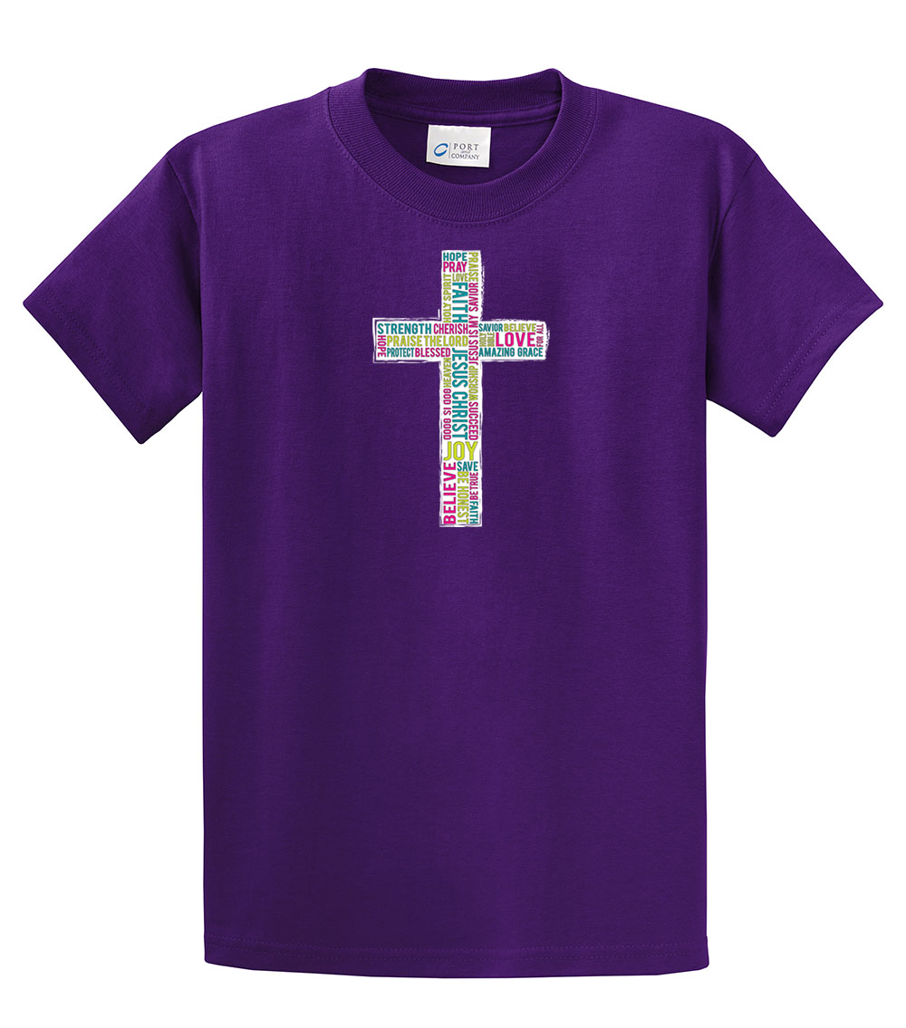 Christian Statement Shirt Designs