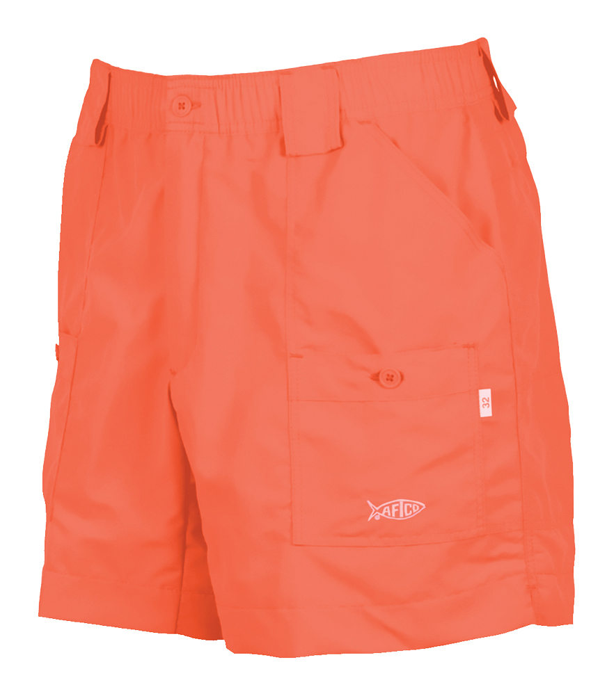 aftco men 39 s original long fishing shorts ebay