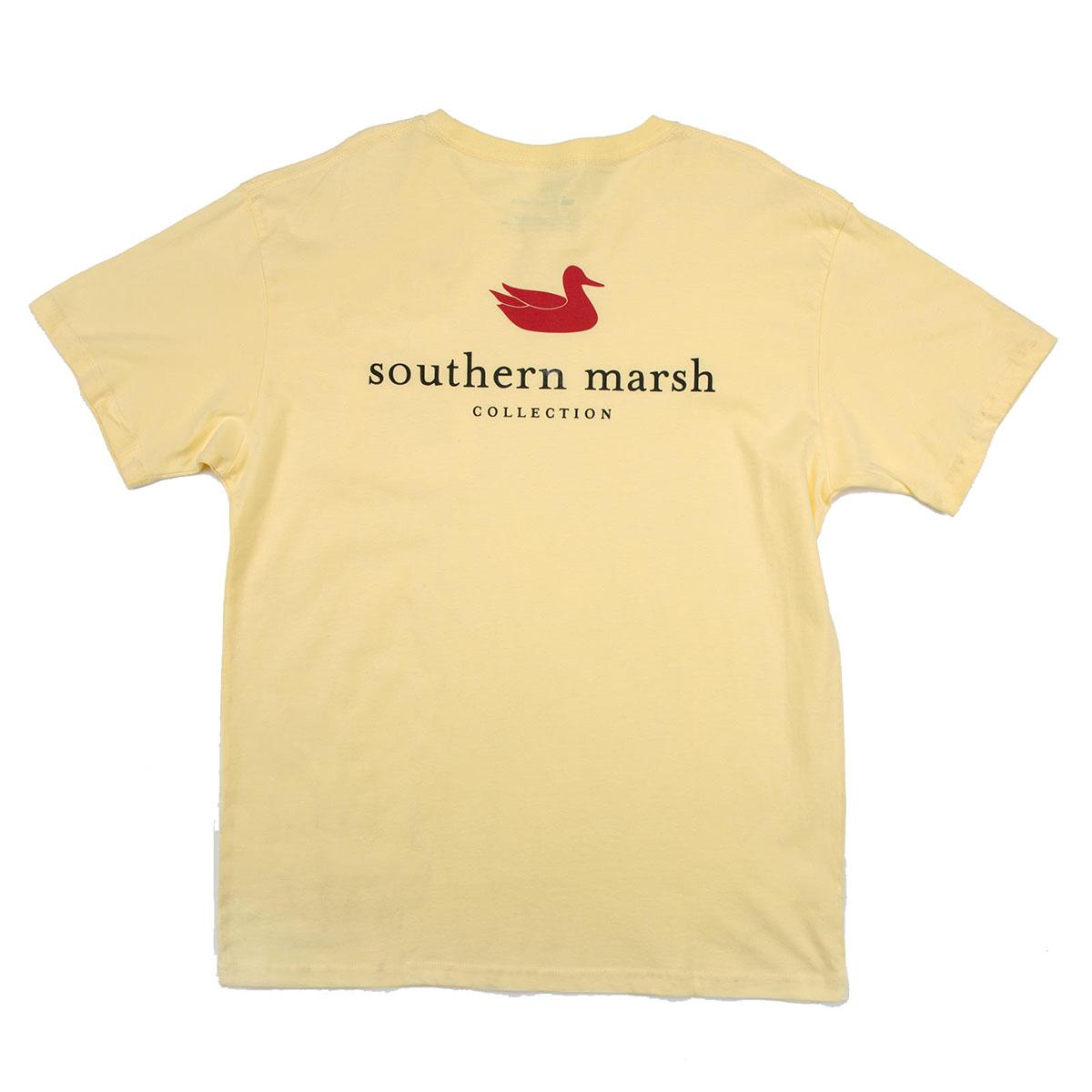 Southern Marsh Authentic Short Sleeve T Shirt Ebay