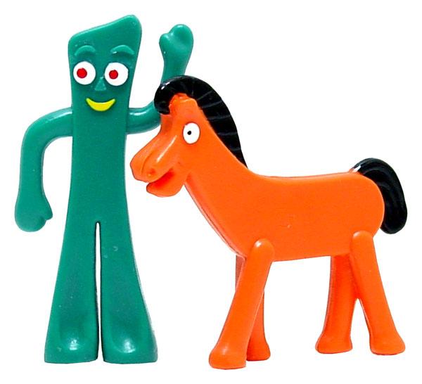 Gumby & Pokey Dolls | eBay Gumby And Pokey