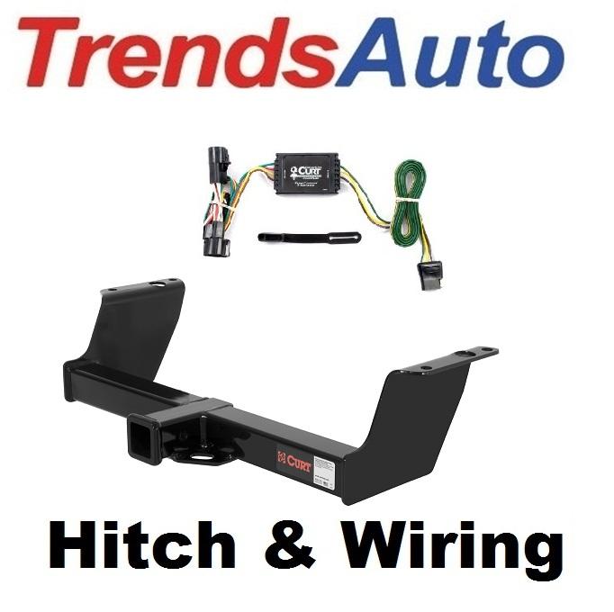 93 99 ford ranger 94 08 mazda b2300 b3000 b4000 curt trailer hitch wiring ebay