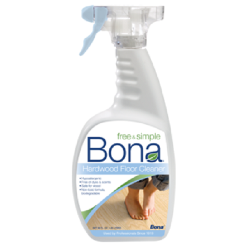 Bona Free & Simple 36oz Hardwood Cleaner Spray at Sears.com
