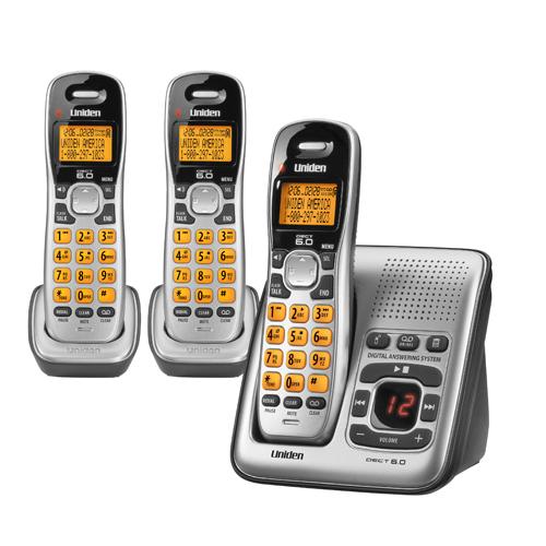 uniden d1484 3 r dect 6 0 3 handset cordless phone system ebay uniden phone manual xdect uniden phone manual 5.8ghz