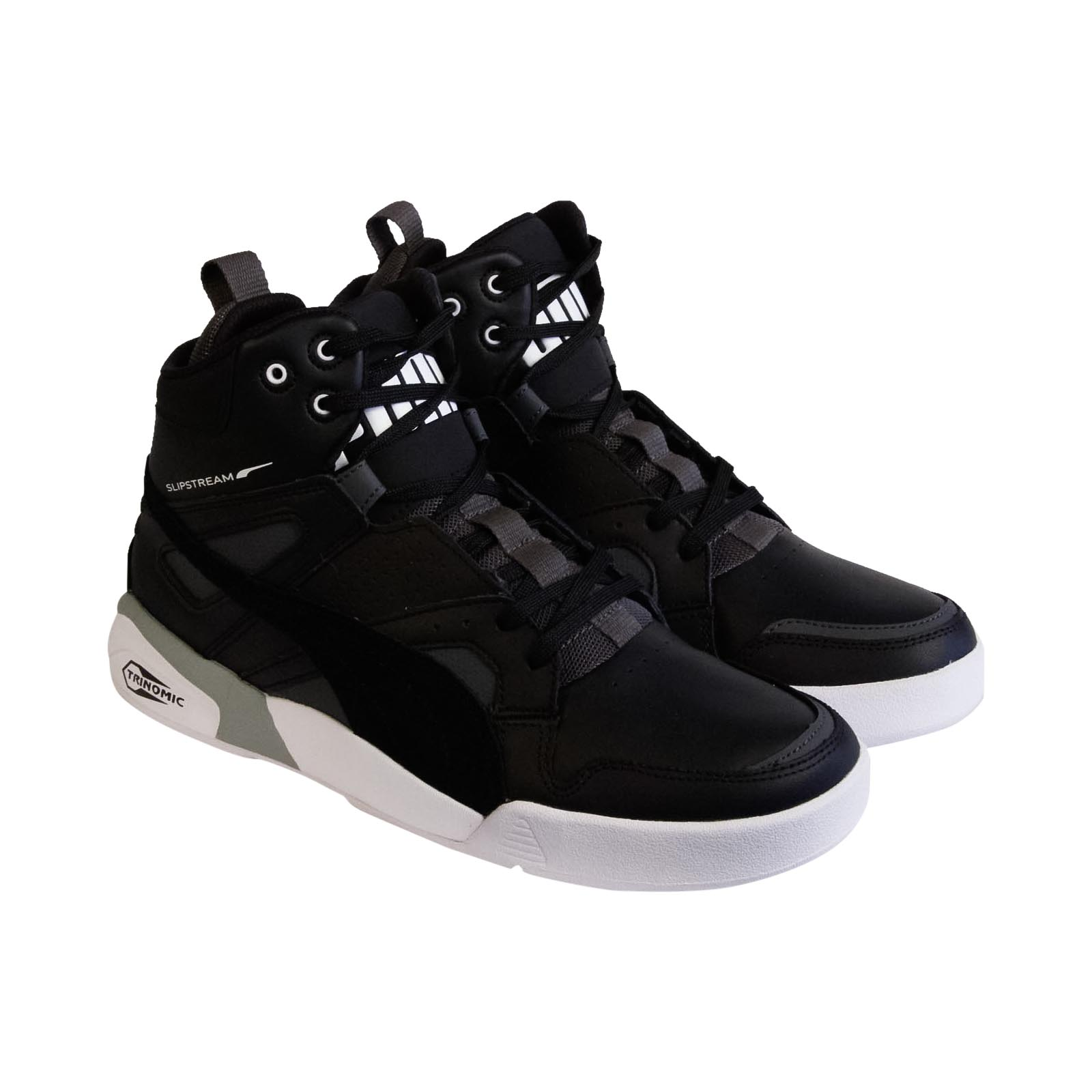 Puma Mens Ftr Trinomic Slipstream Lite 35529806 Black High Top Sneakers at Sears.com