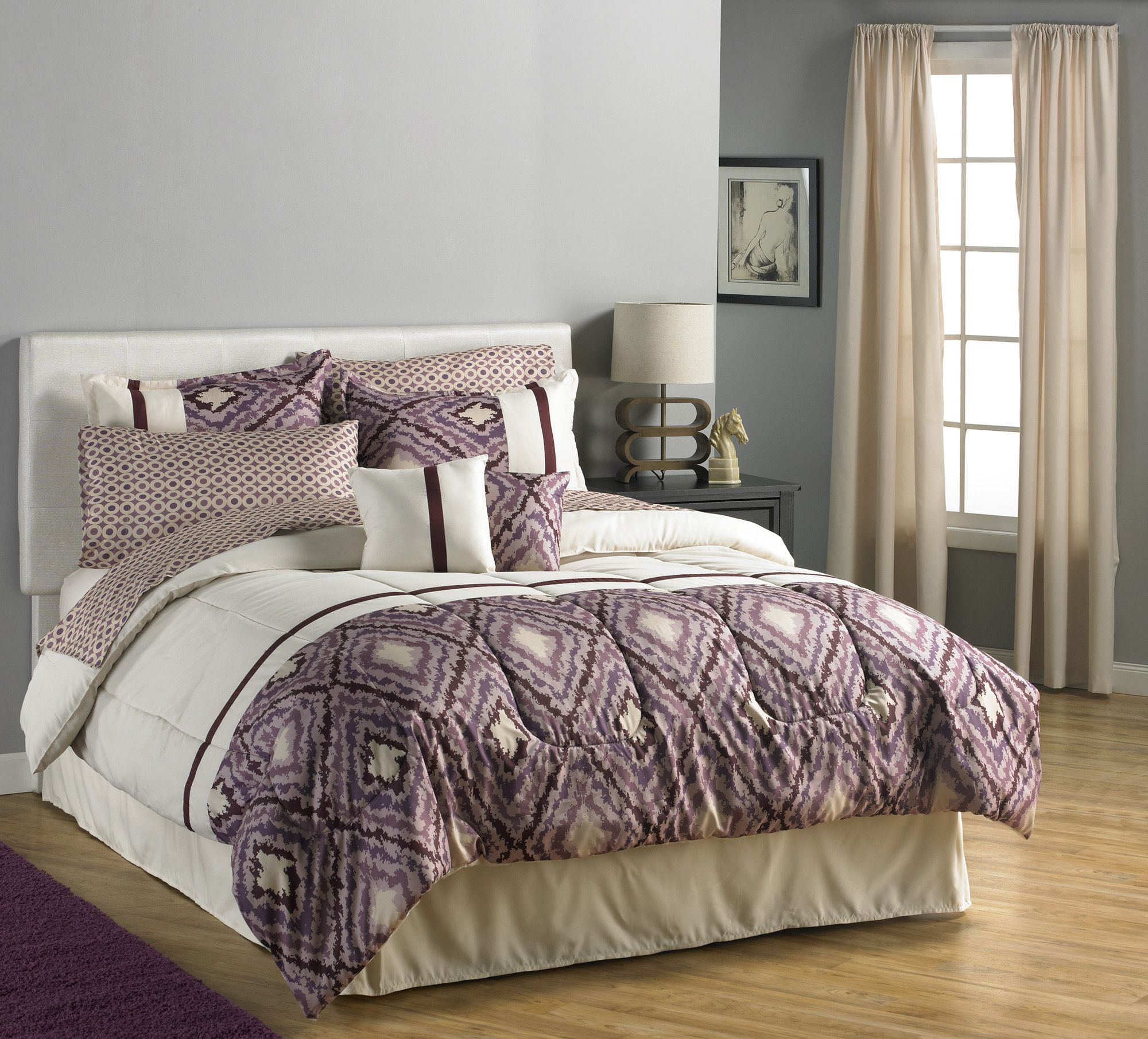 Queen Comforter Sets With Curtains Queen Comforter Sets with Sheets