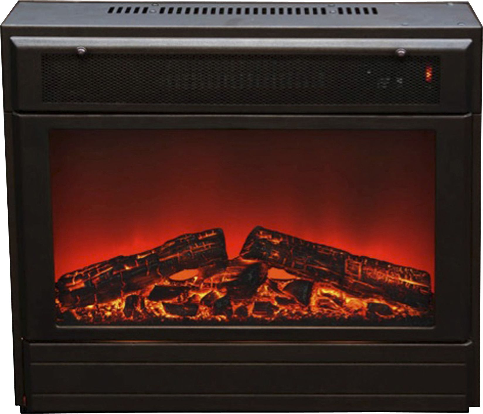 McLeland 32 Lux Electric Fireplace Space Heater Insert