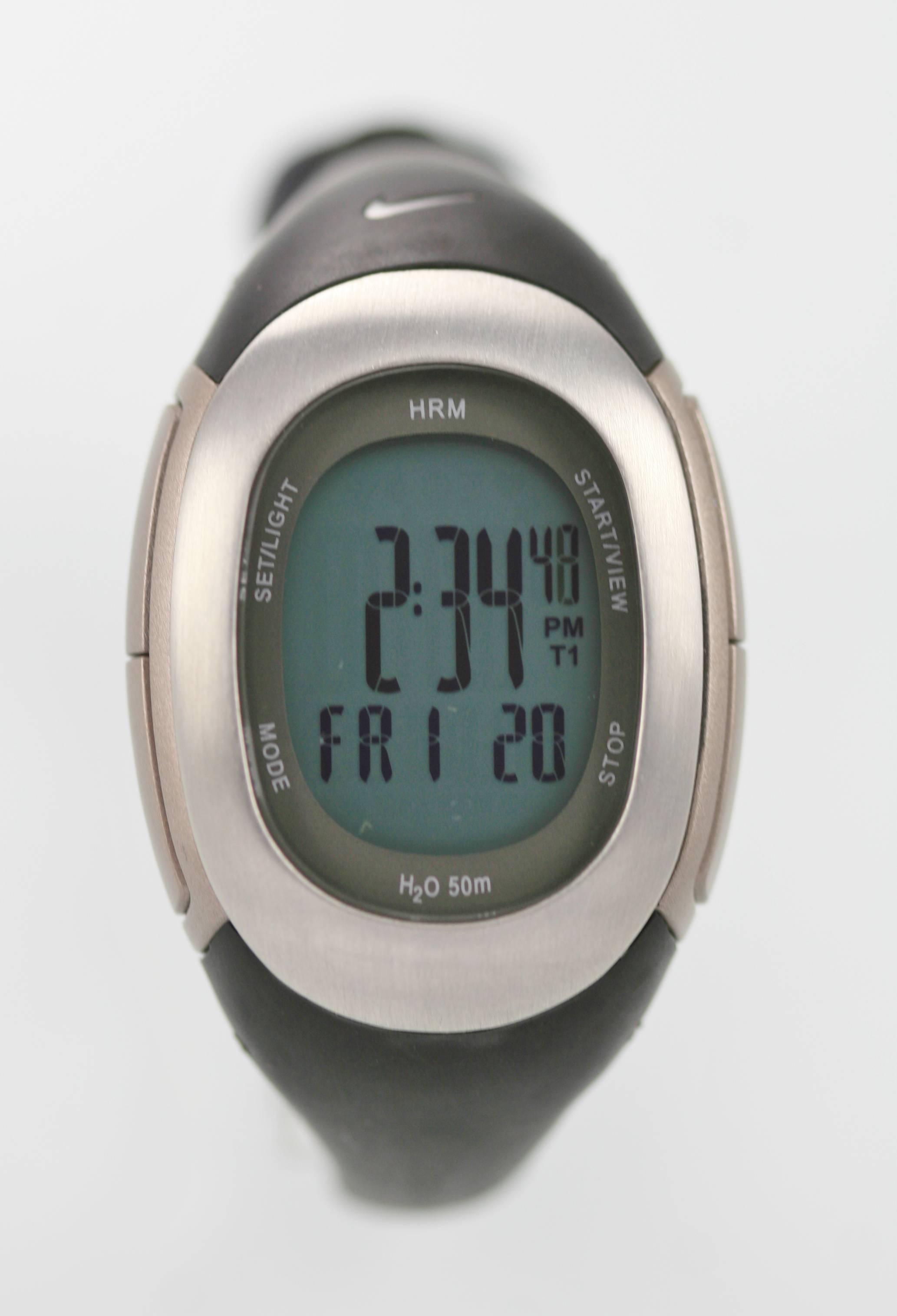 Nike Heart Rate Monitor Imara Sm0032 001 Watch Womens ...