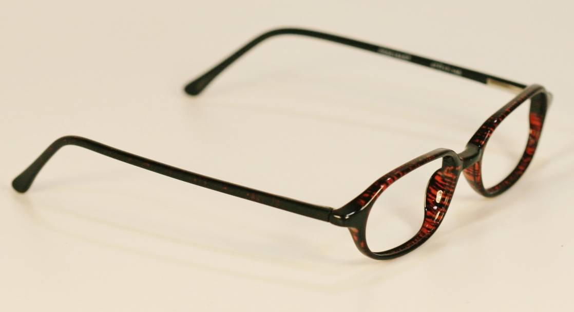 Fossil Kylie Tortoise Shell Plastic Eyeglass Frames ...