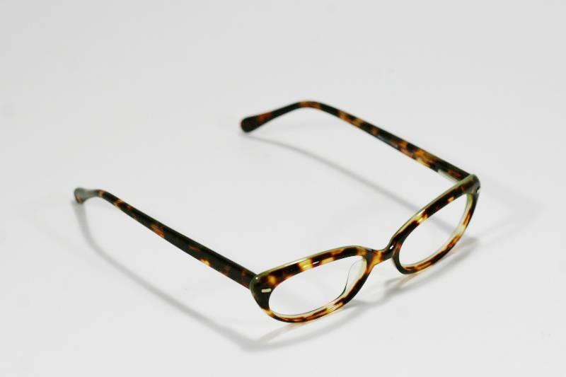Fossil Unisex SELMA Tortoise Shell Plastic Eyeglass Frames ...